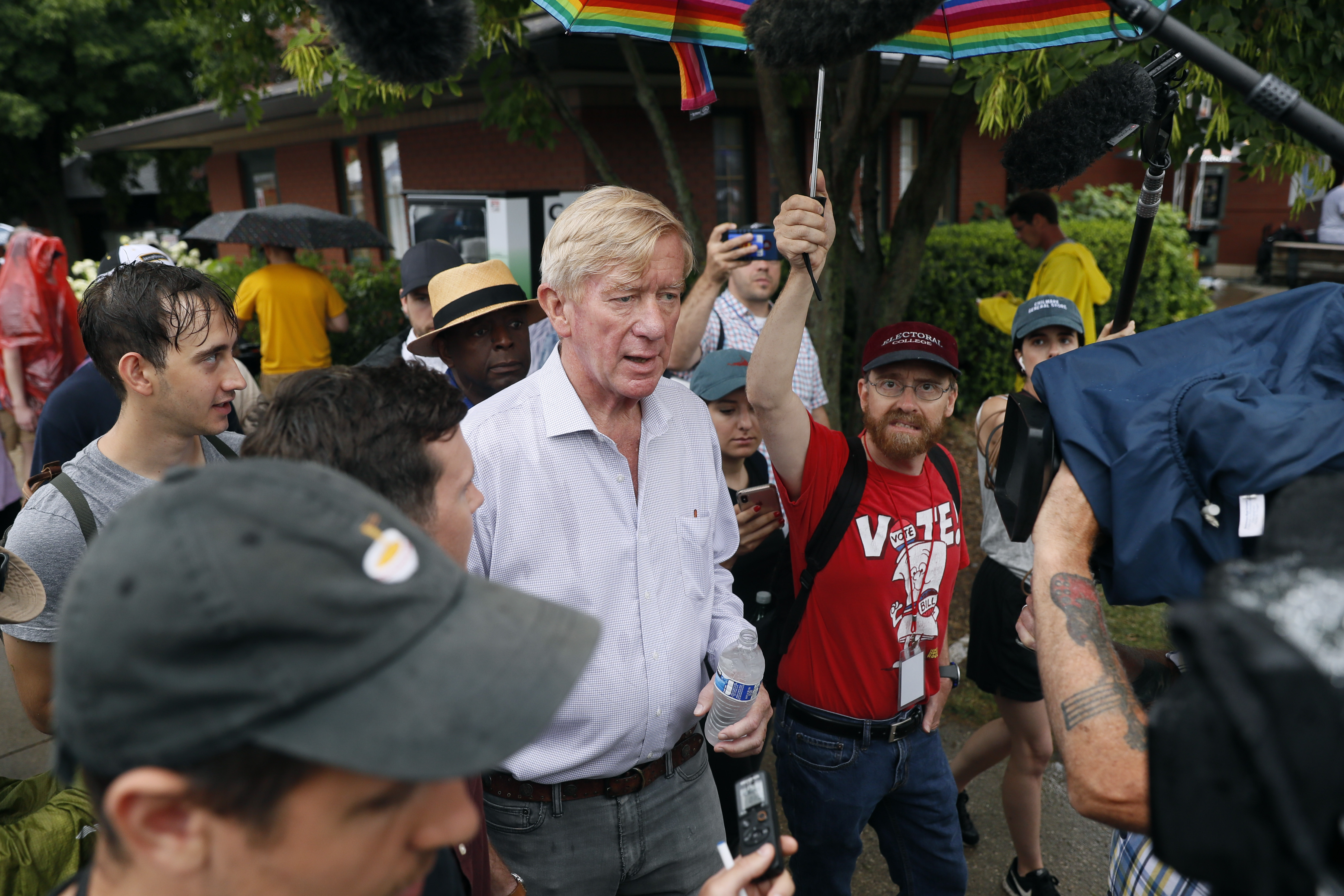 EDITORIAL: Why Bill Weld, Mark Sanford and Joe Walsh need to wake up and smell the coffee