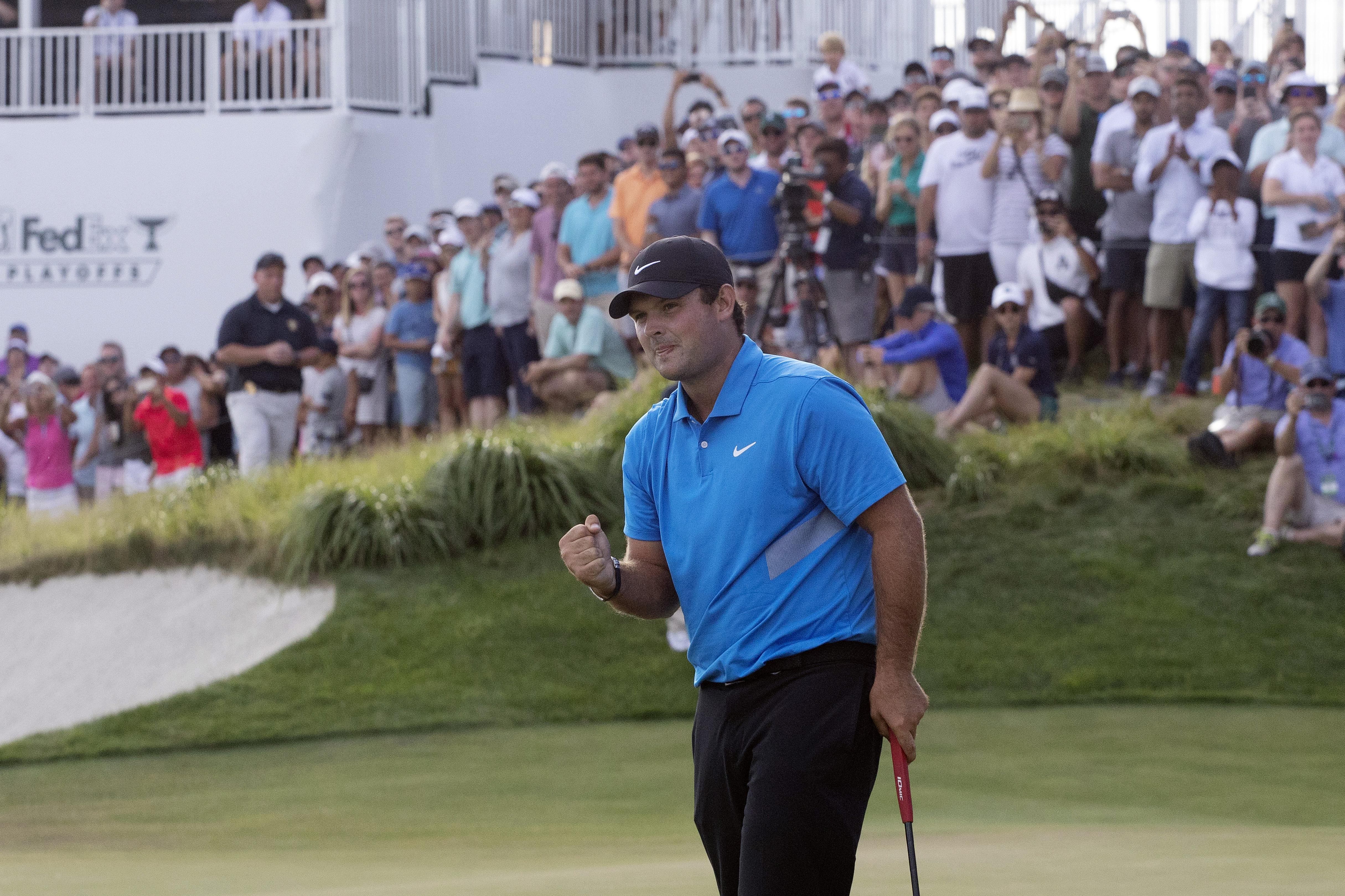 Patrick Reed wins The Northern Trust at Liberty National
