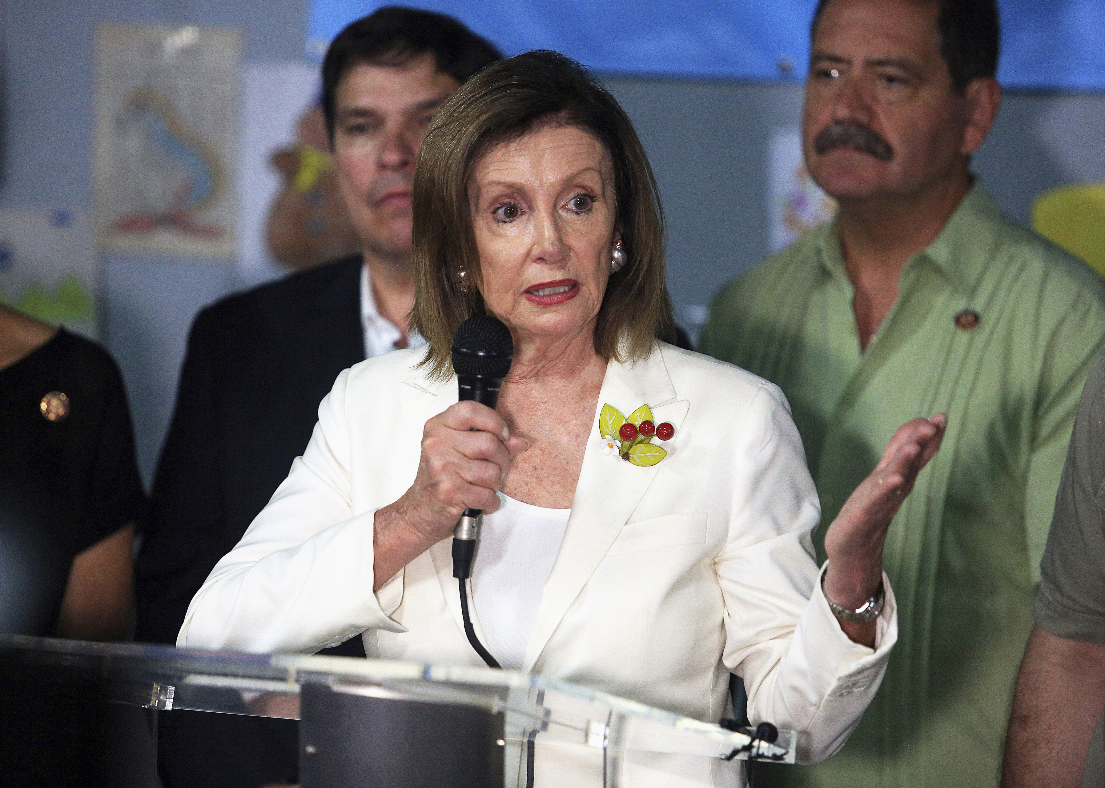 Pelosi: Trump's comments on Hong Kong 'invite miscalculation' by Beijing
