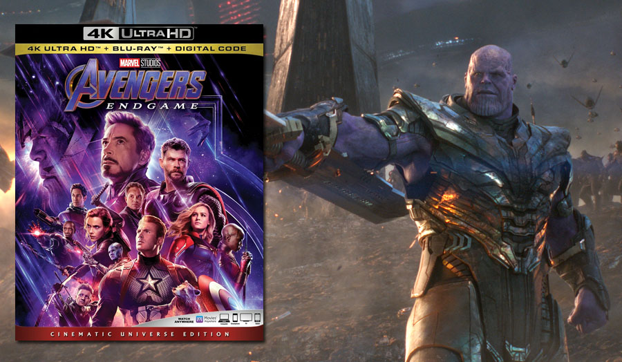 'Avengers: Endgame - Cinematic Universe Edition' 4K Ultra HD review