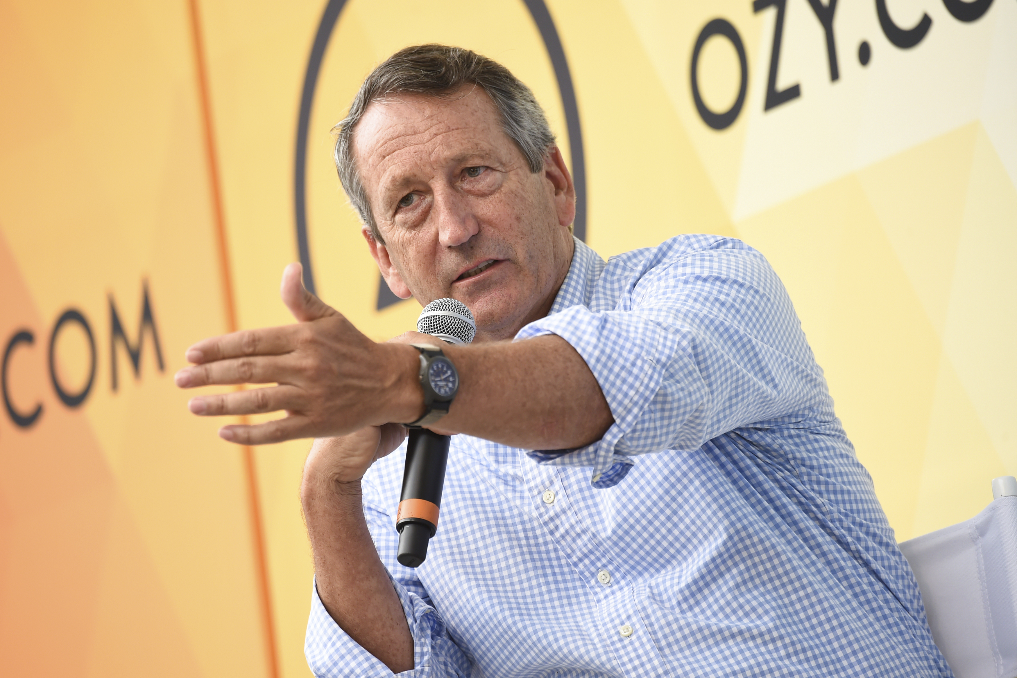 Sanford says he's 'growing ever closer' to challenging Trump in GOP primaries