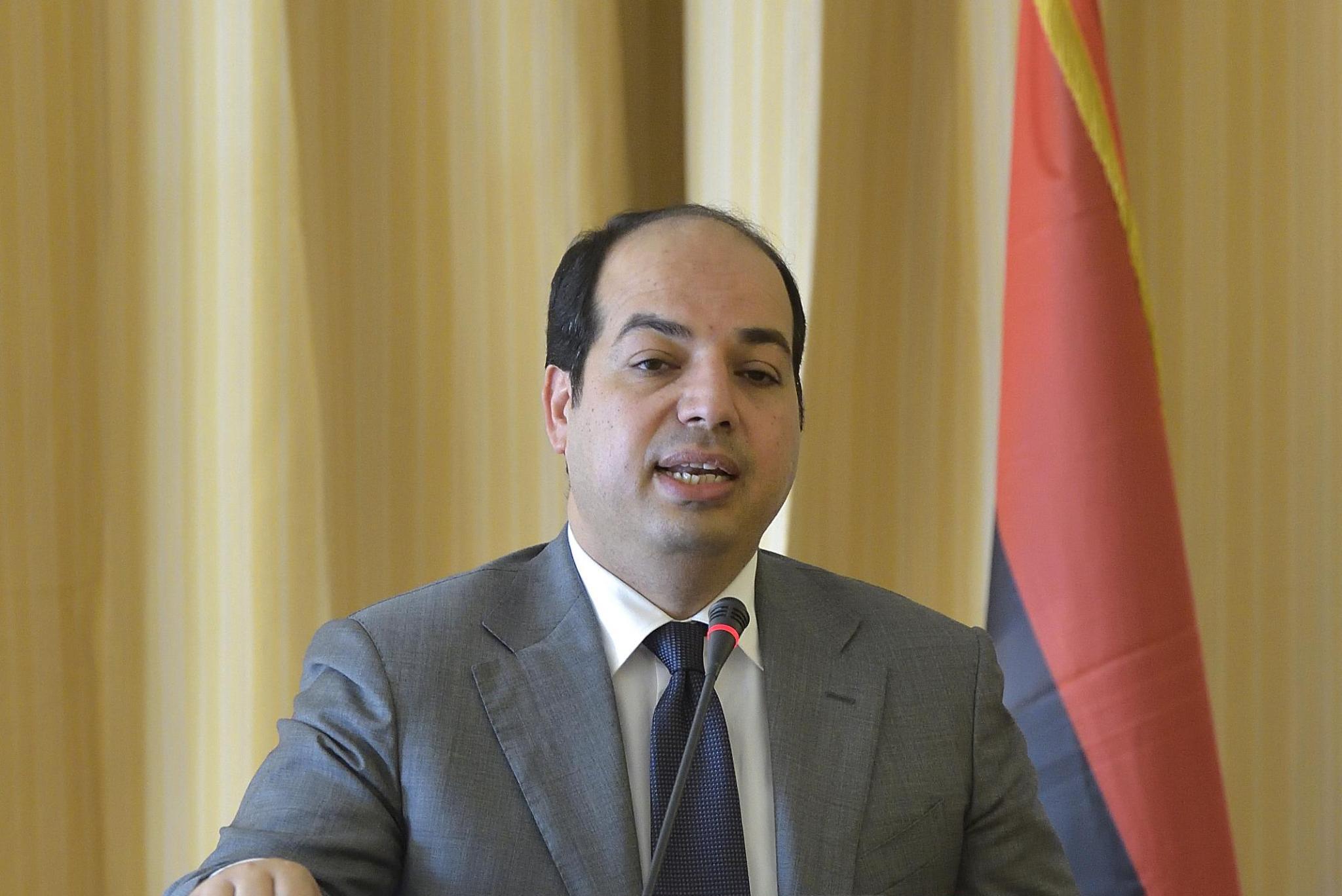 Ahmed Omar Maiteeq of Libya warns Donald Trump of Khalifa Haftar