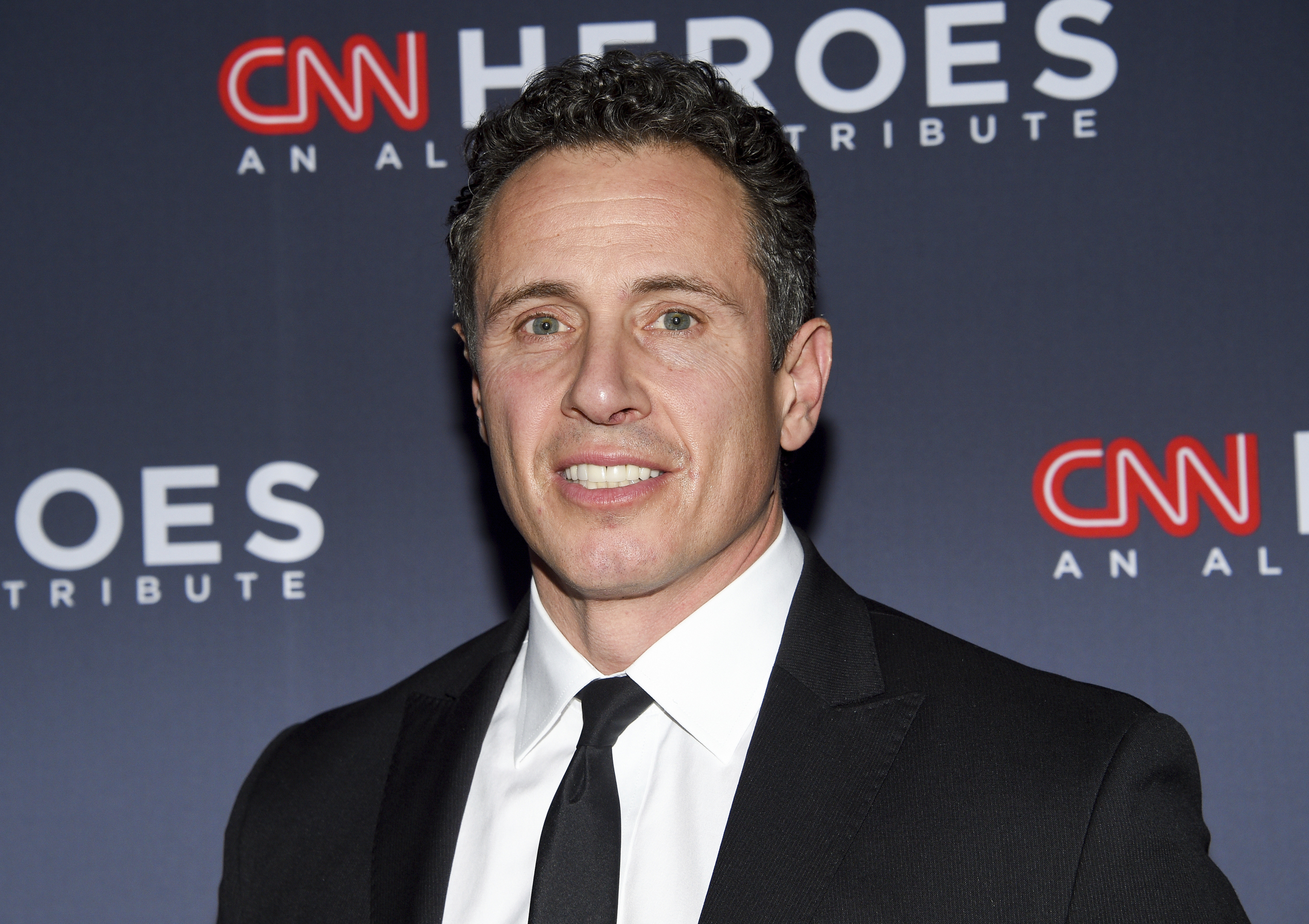 Chris Cuomo attacks Trump for not aging as fast as past presidents: 'Care more, sleep less'