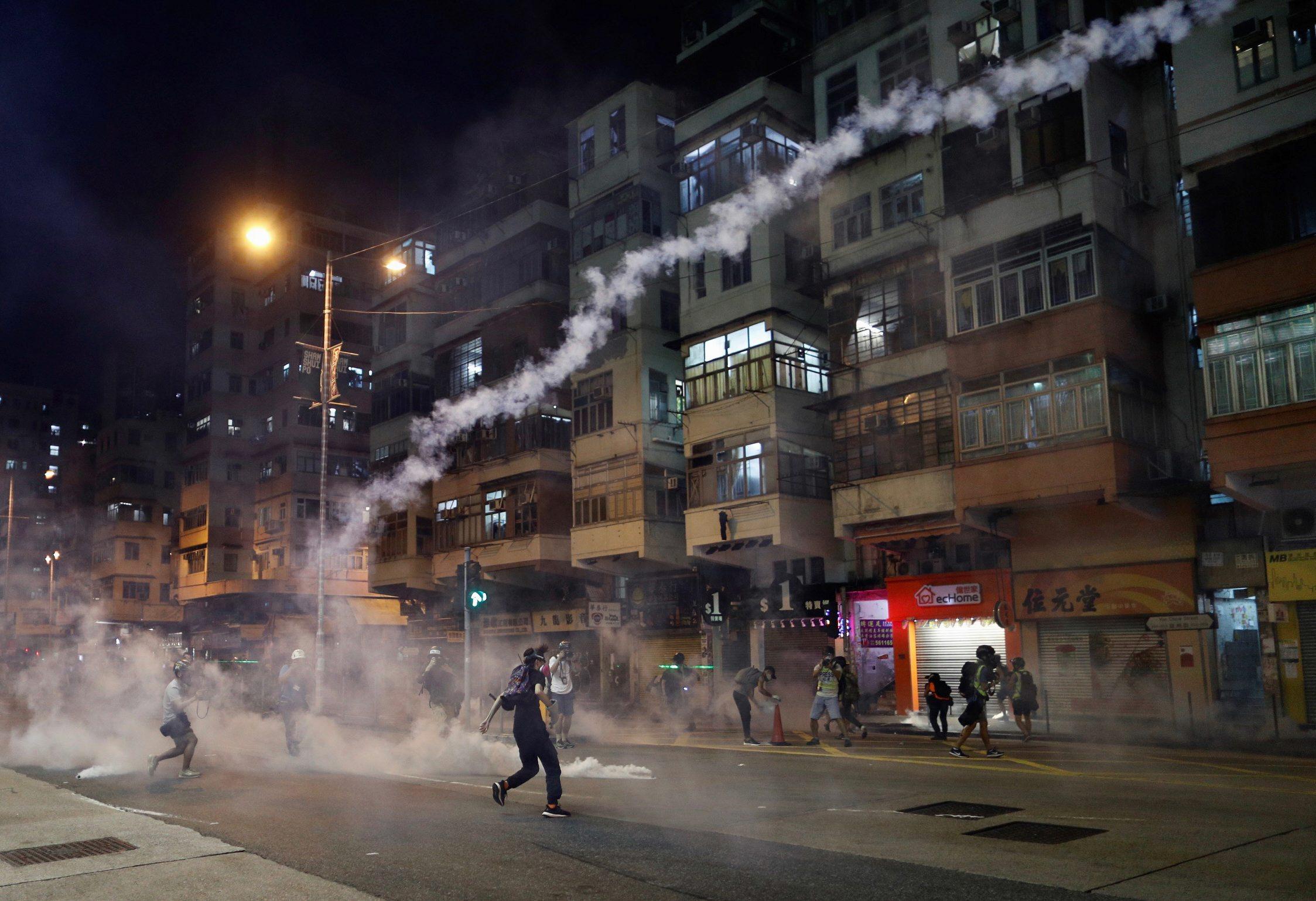 'Internal matter': Trump treads lightly on China amid Hong Kong tensions