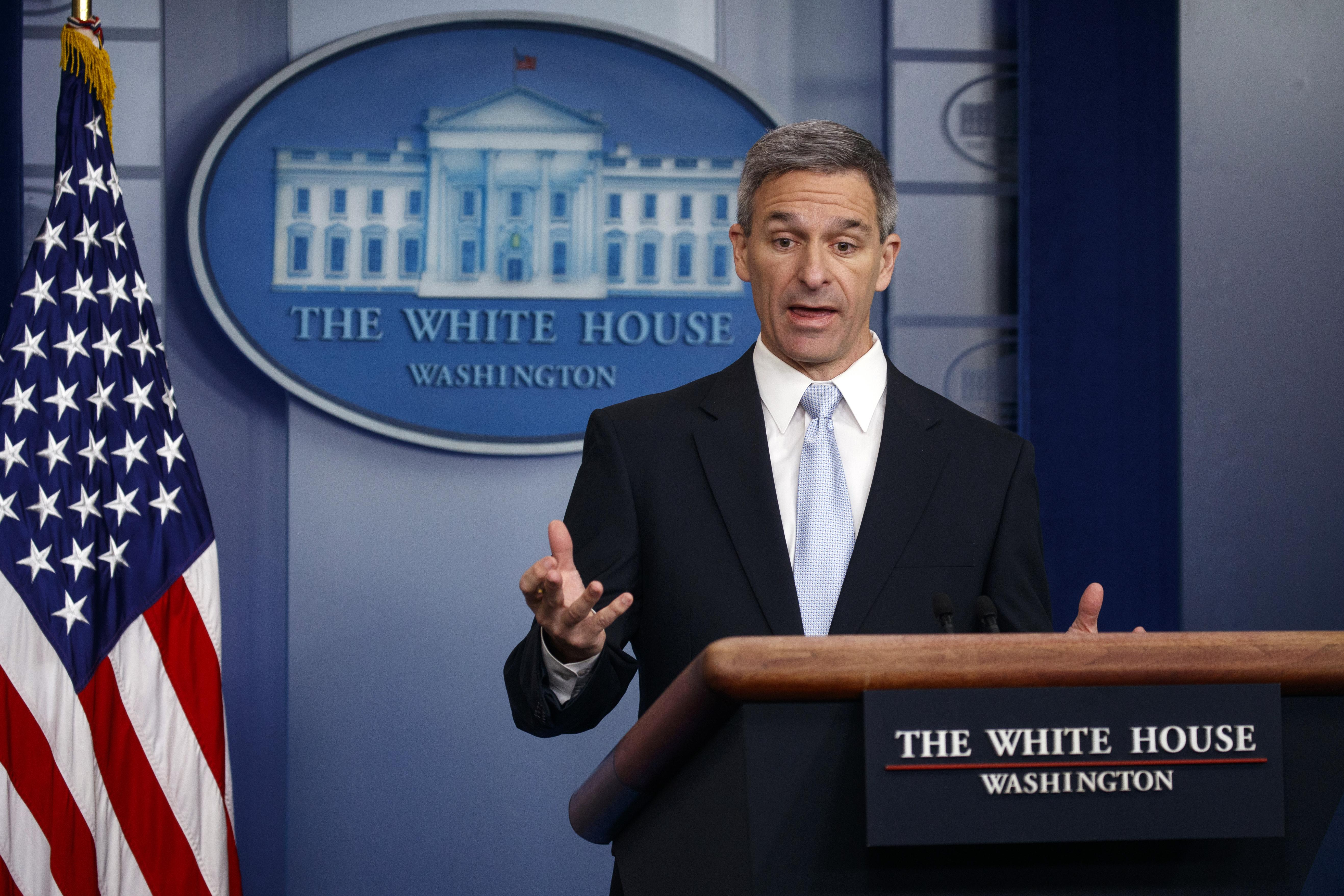 Ken Cuccinelli: Birthright citizenship can be changed without amending Constitution