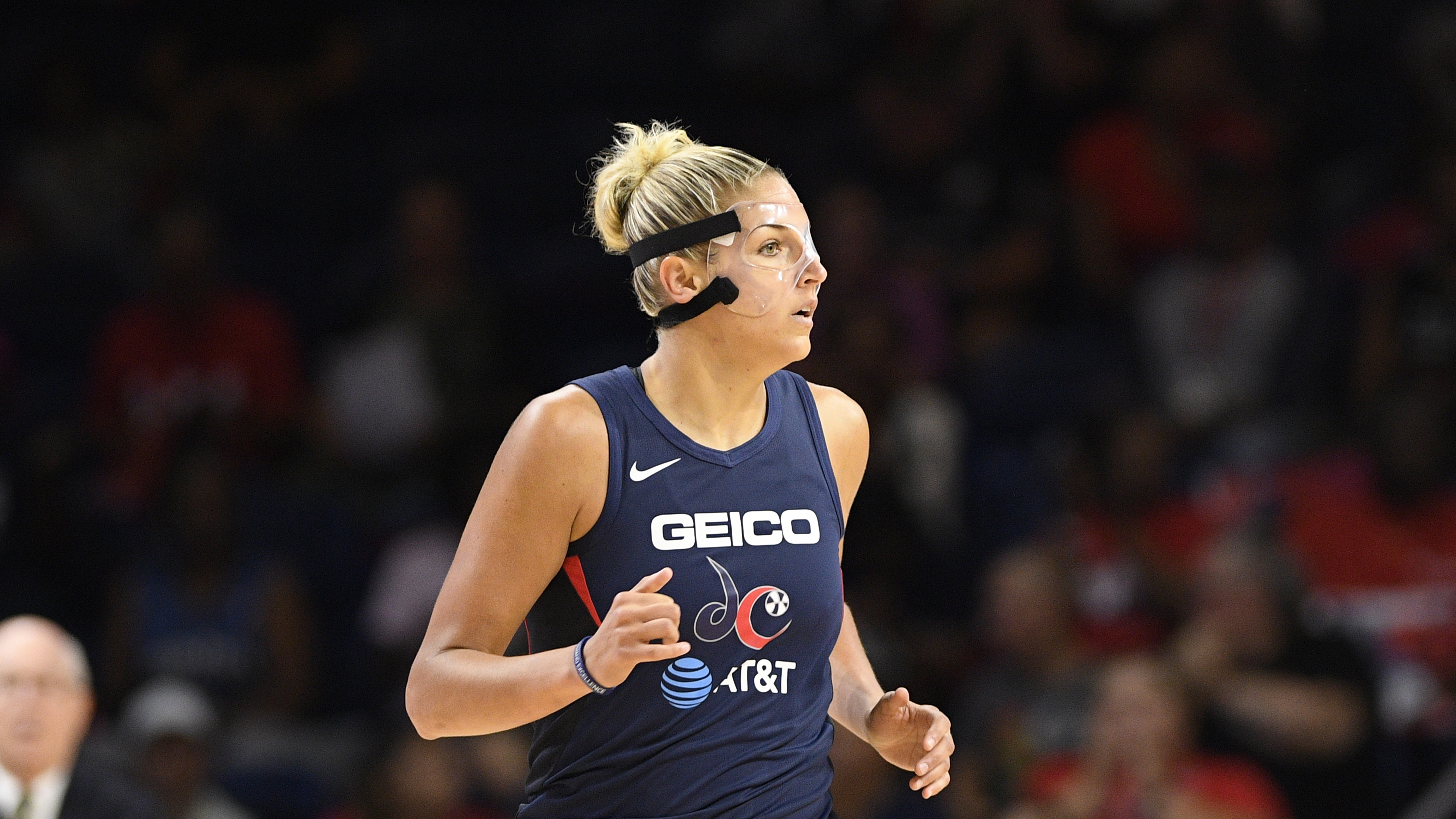 Elena Delle Donne becomes first WNBA player in 50-40-90 club