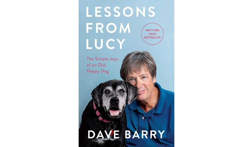 BOOK REVIEW: 'Lessons from Lucy'