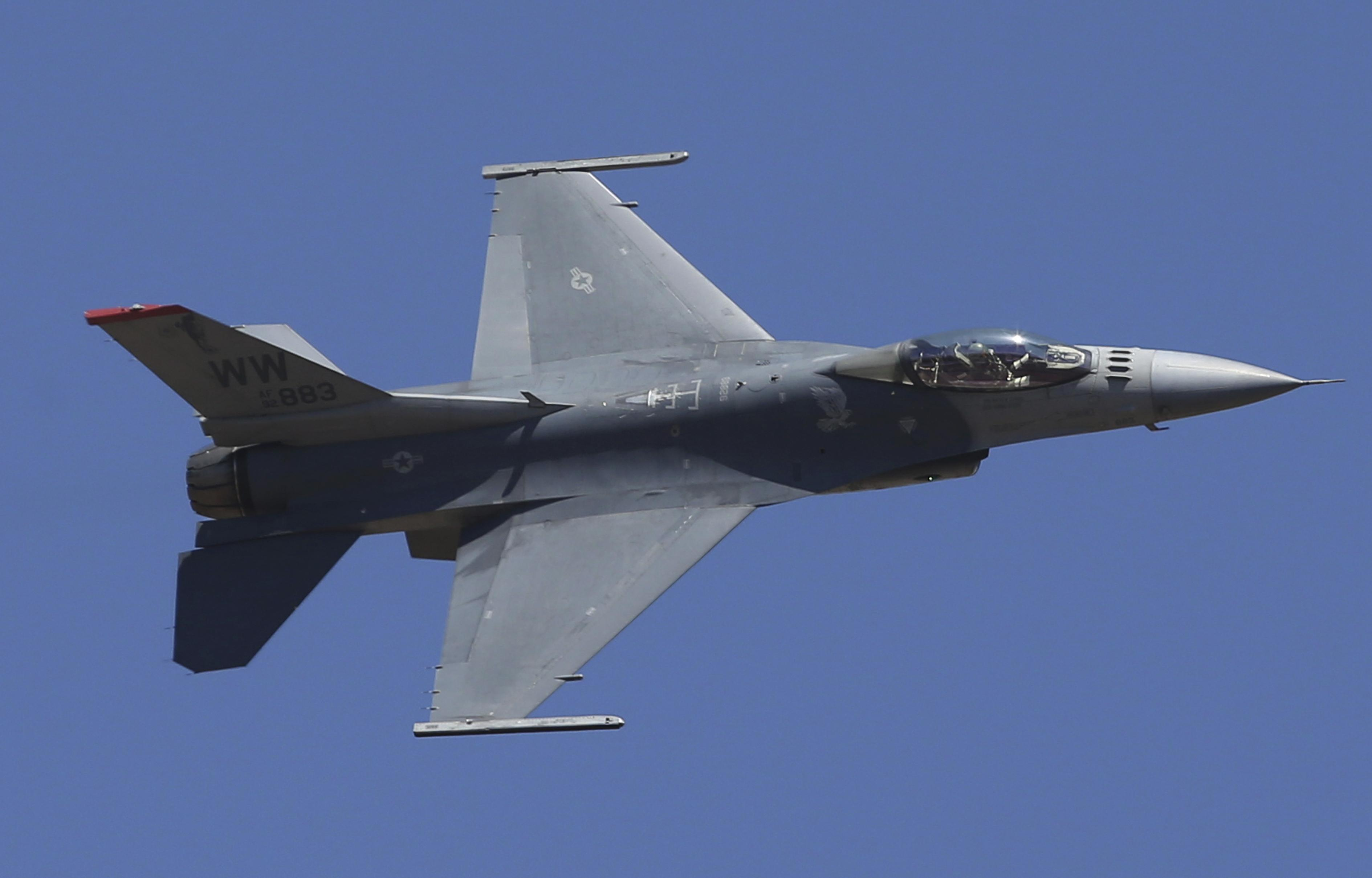 Trump administration OKs F-16 jet sale to Taiwan over Chinese opposition