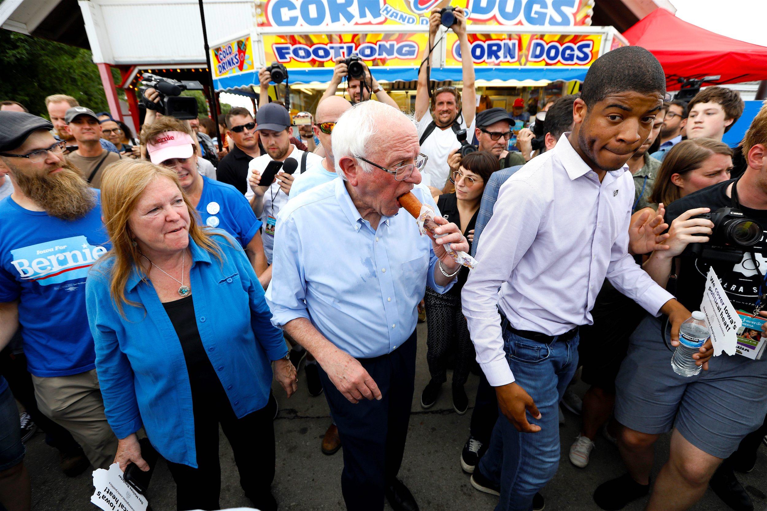Inside the Beltway: Deep-fried politics