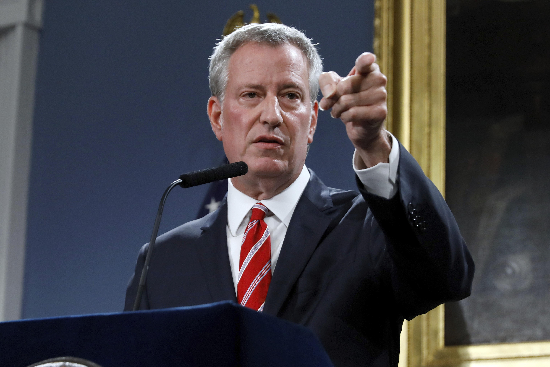 Bill de Blasio's love for illegals put citizens in danger
