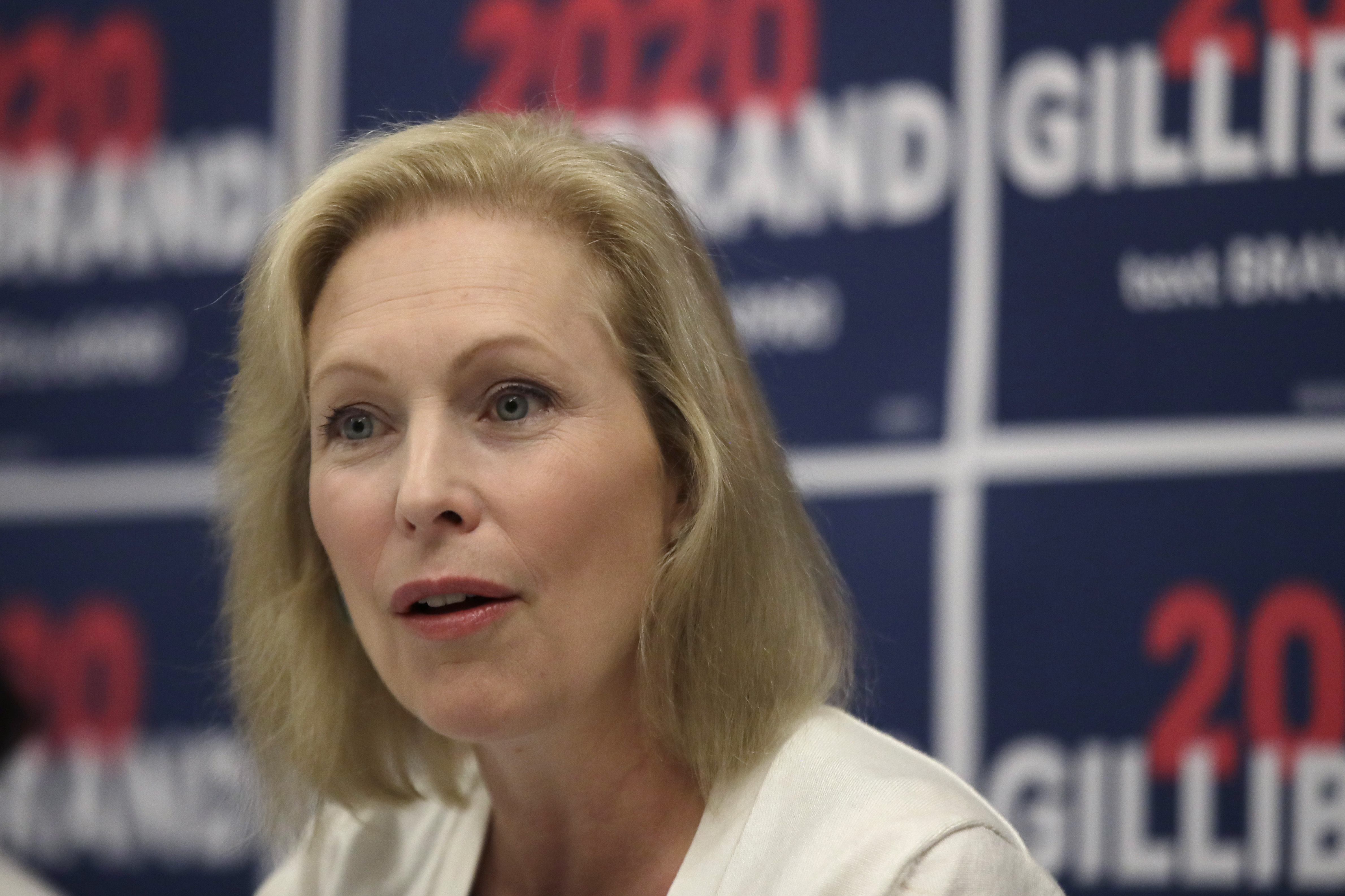 Sen. Kirsten Gillibrand rips family members who voted for Trump: 'I'm still angry'