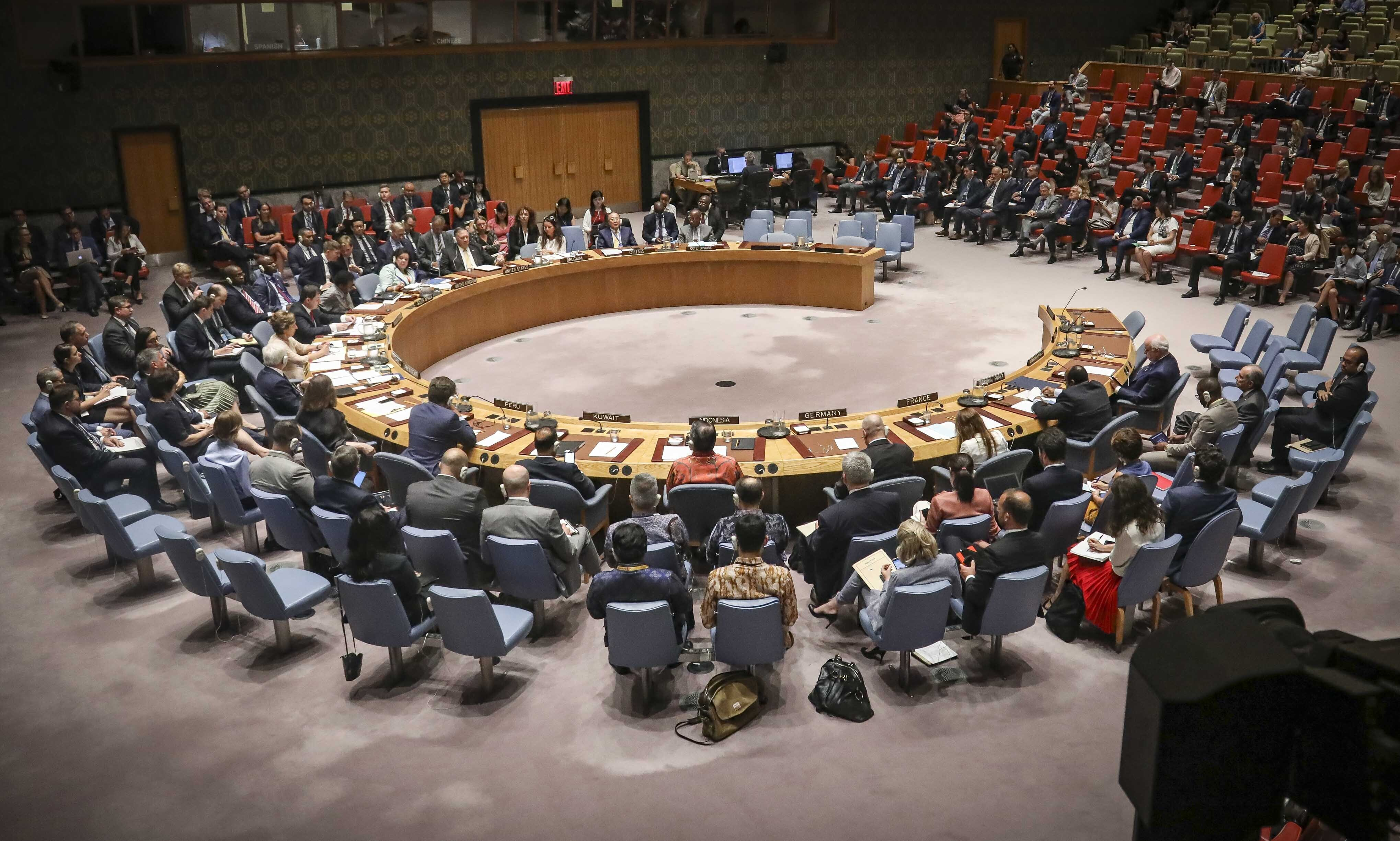 U.N. still 'disastrous' after all these years