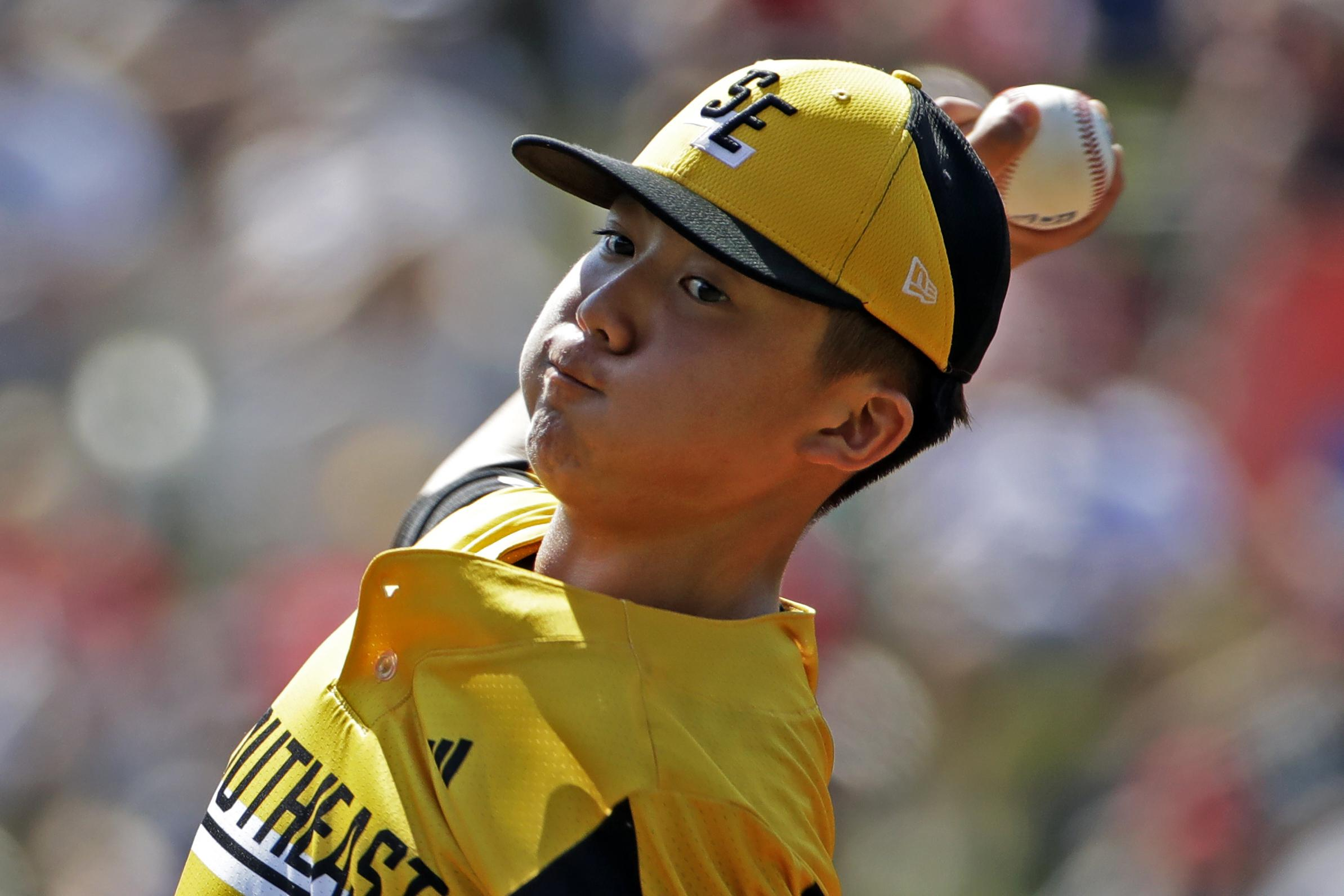 Loudoun South's LLWS no-hitters a result of limiting pitch totals