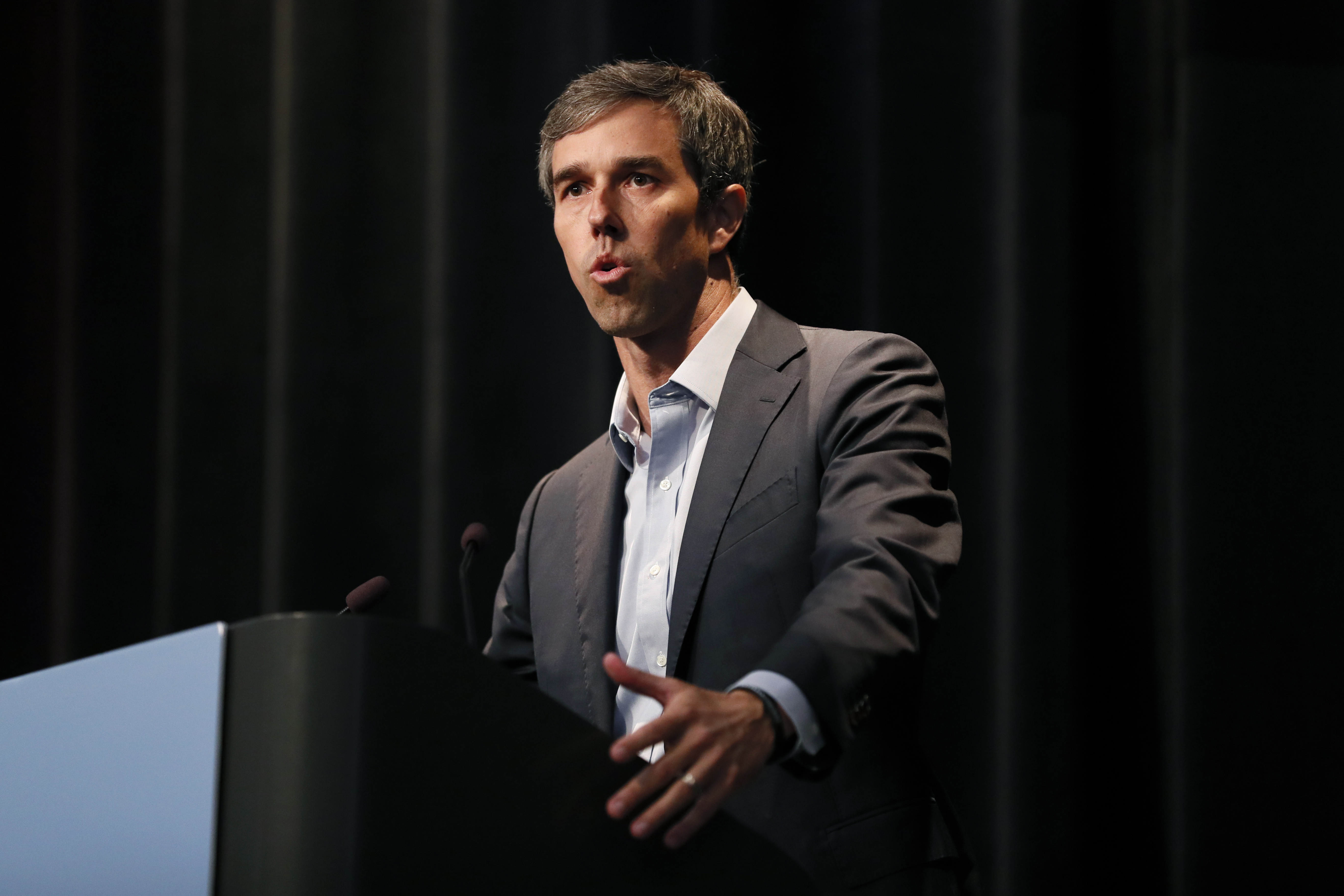 O'Rourke reveals 21st Century Labor Contract; Gillibrand boosts mental health care services