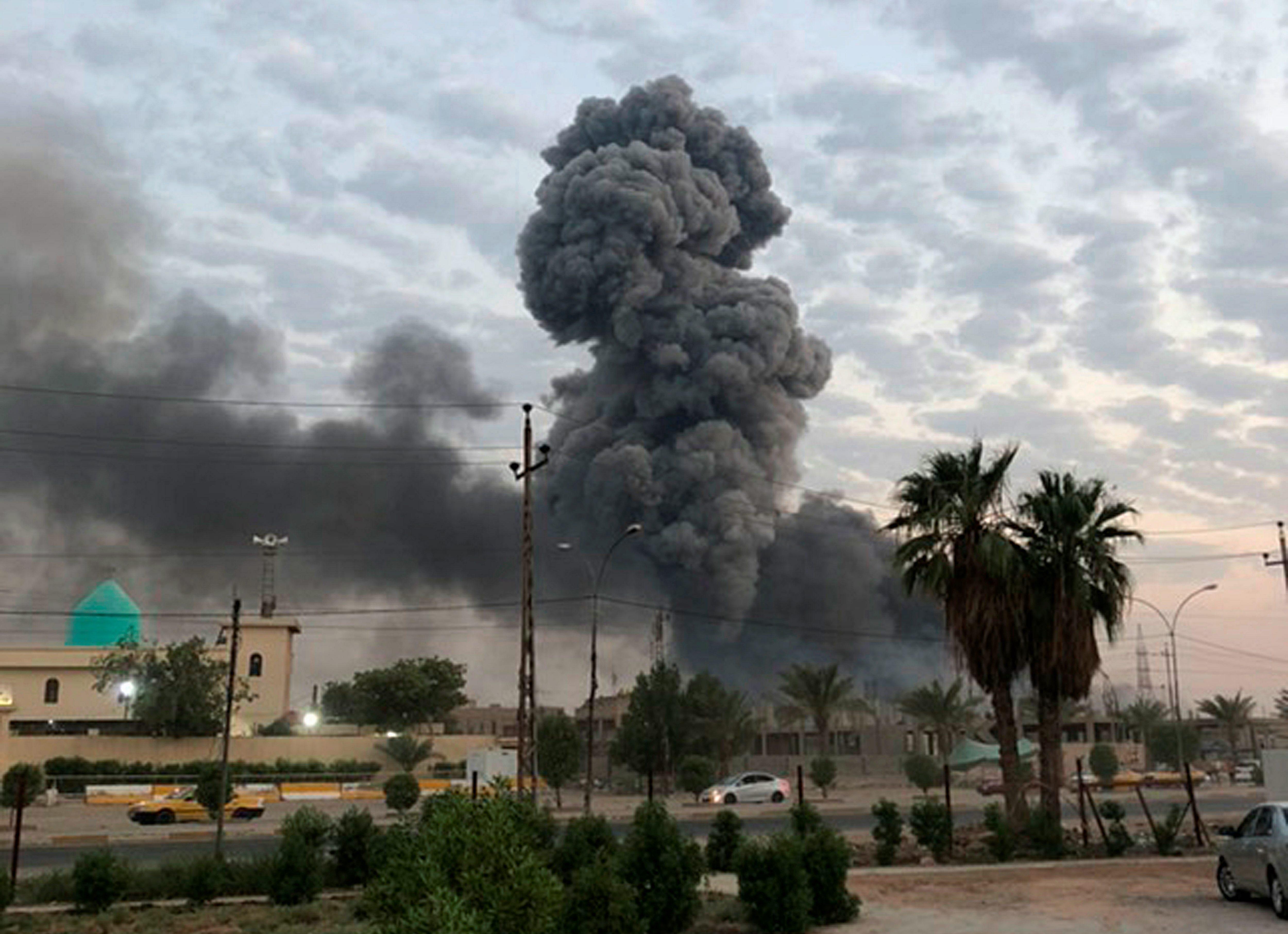 Israel-Iran war escalates with airstrikes in Iraq