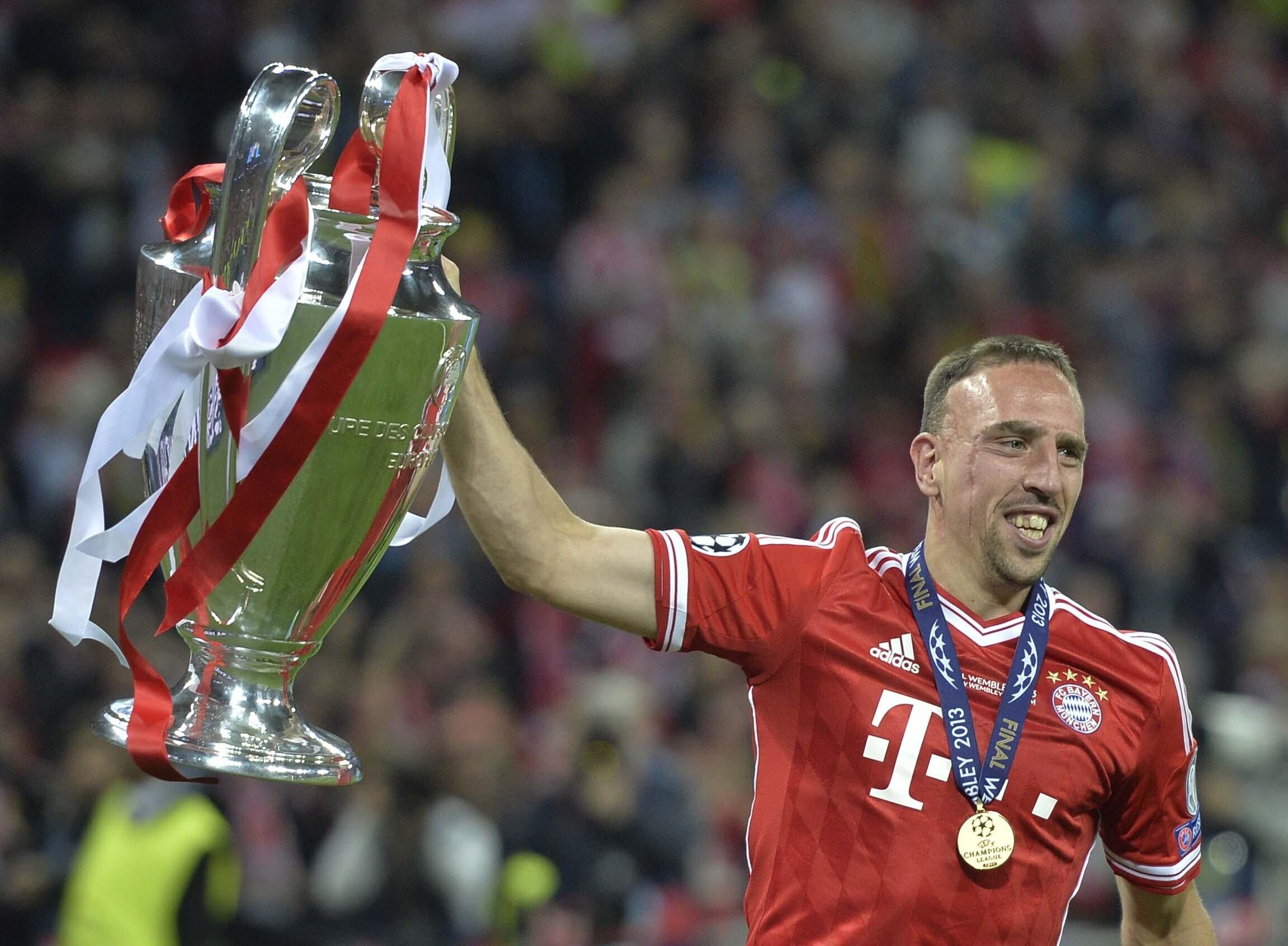 Franck Ribery signs for Fiorentina on free transfer - Washington Times