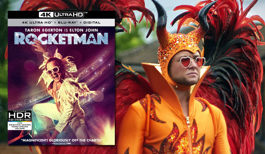 'Rocketman' 4k Ultra HD review