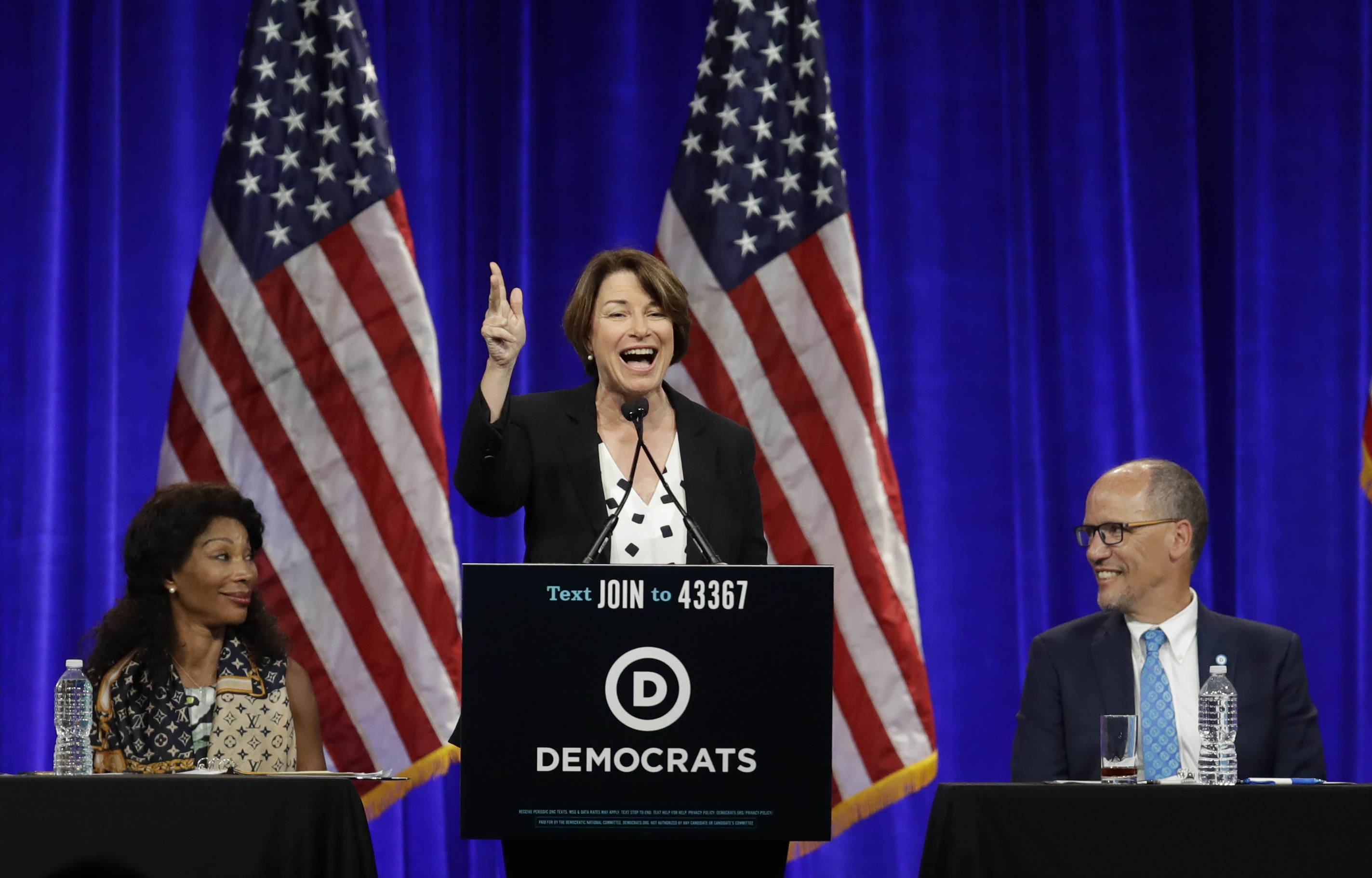Amy Klobuchar: It is 'not American' to allow continued interference in elections