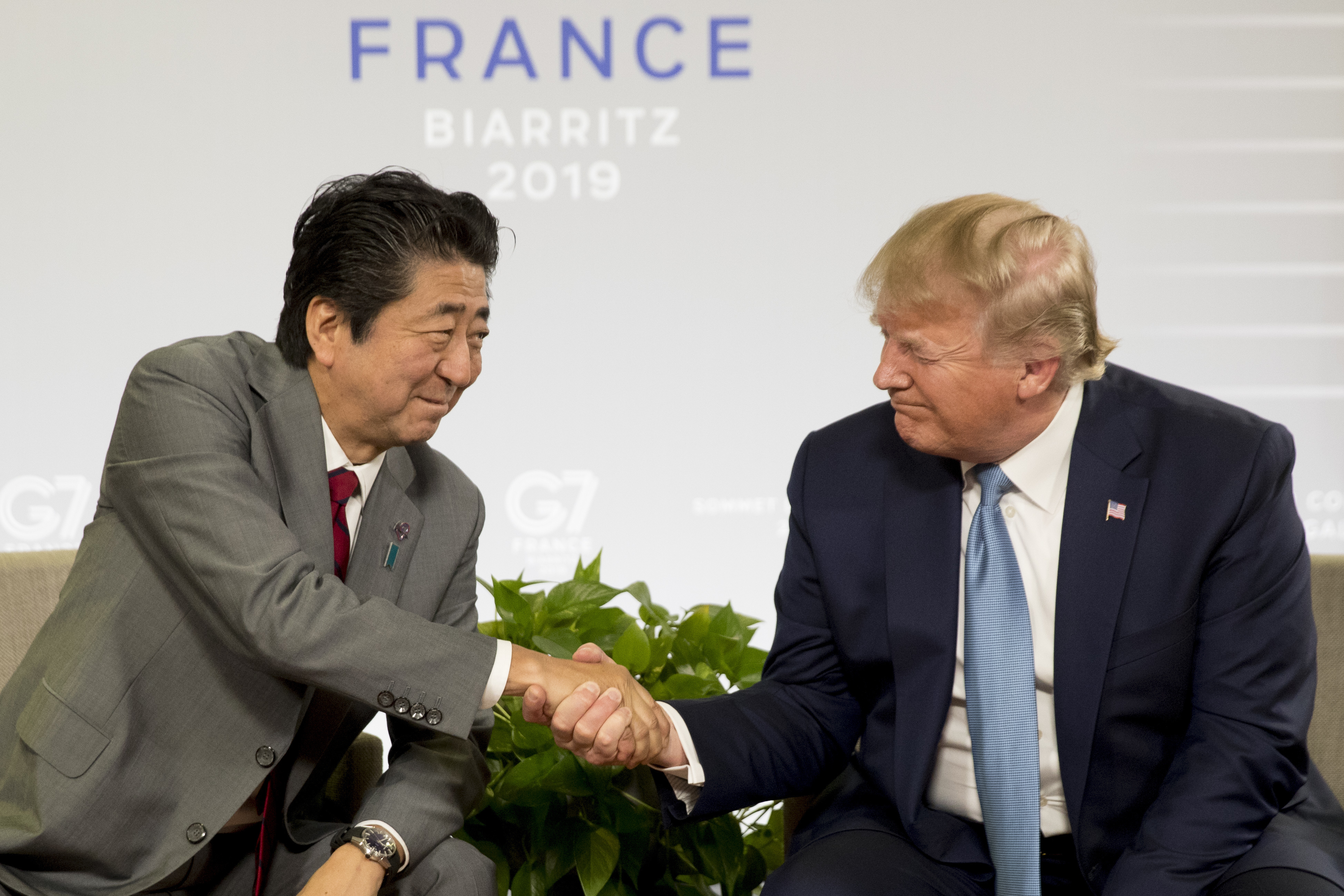 U.S., Japan agree in principle on trade deal worth 'billions and billions'
