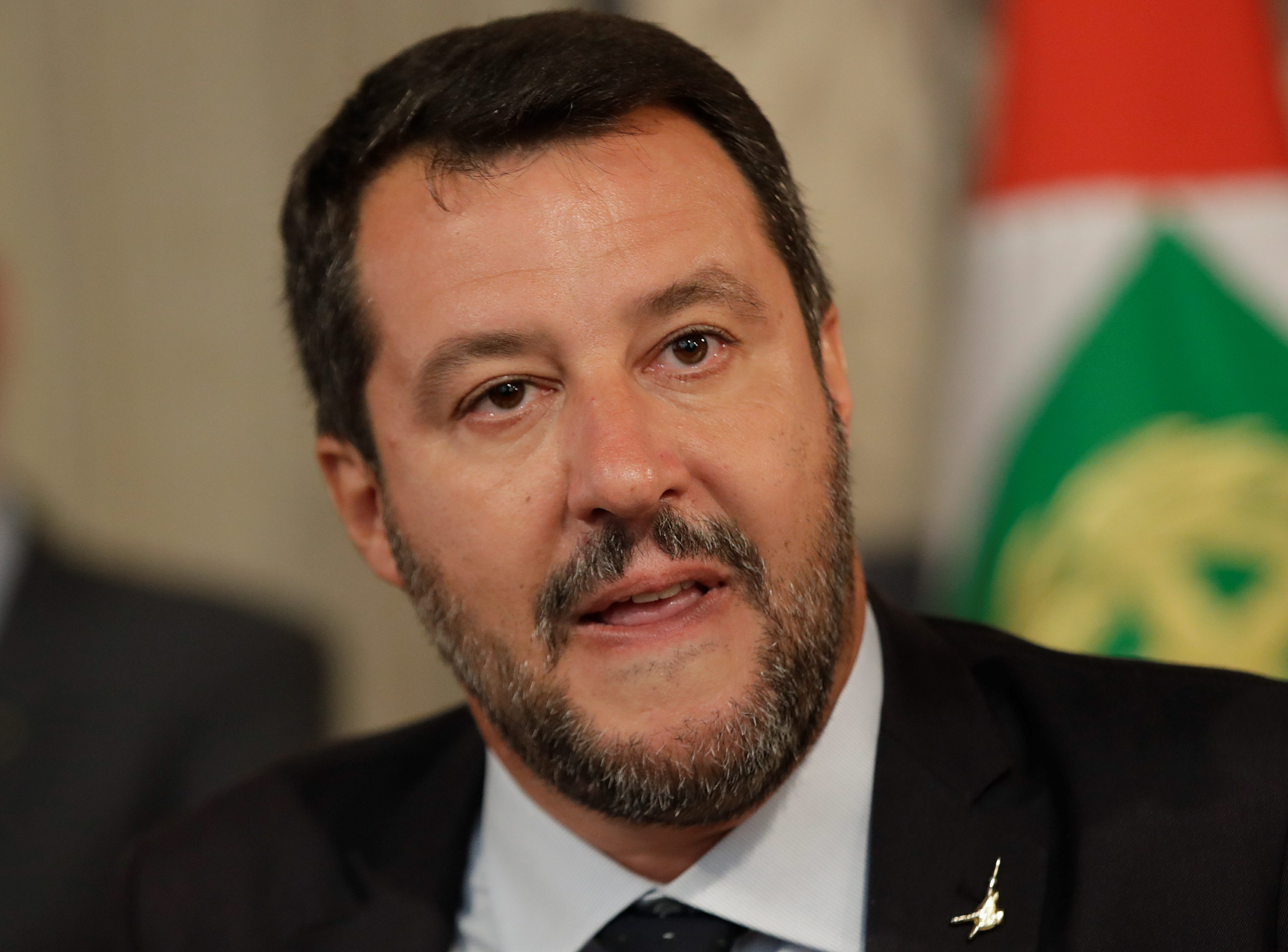 All eyes on Italian Interior Minister Matteo Salvini after failed coup