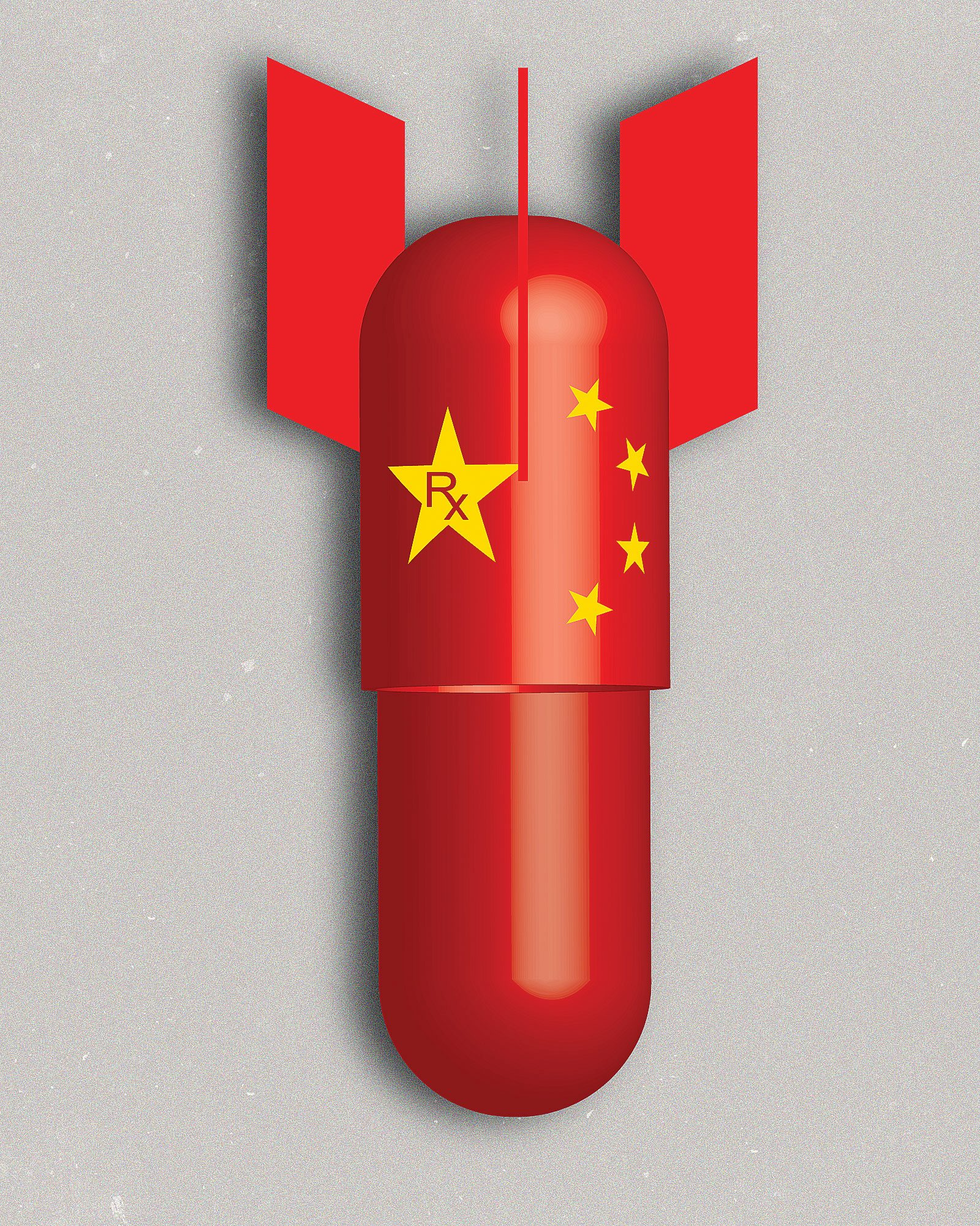 China and pharmaceuticals, the new 'drug war'