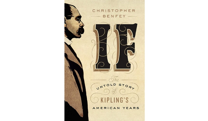 BOOK REVIEW: 'IF: The Untold Story of Kipling's American Years'