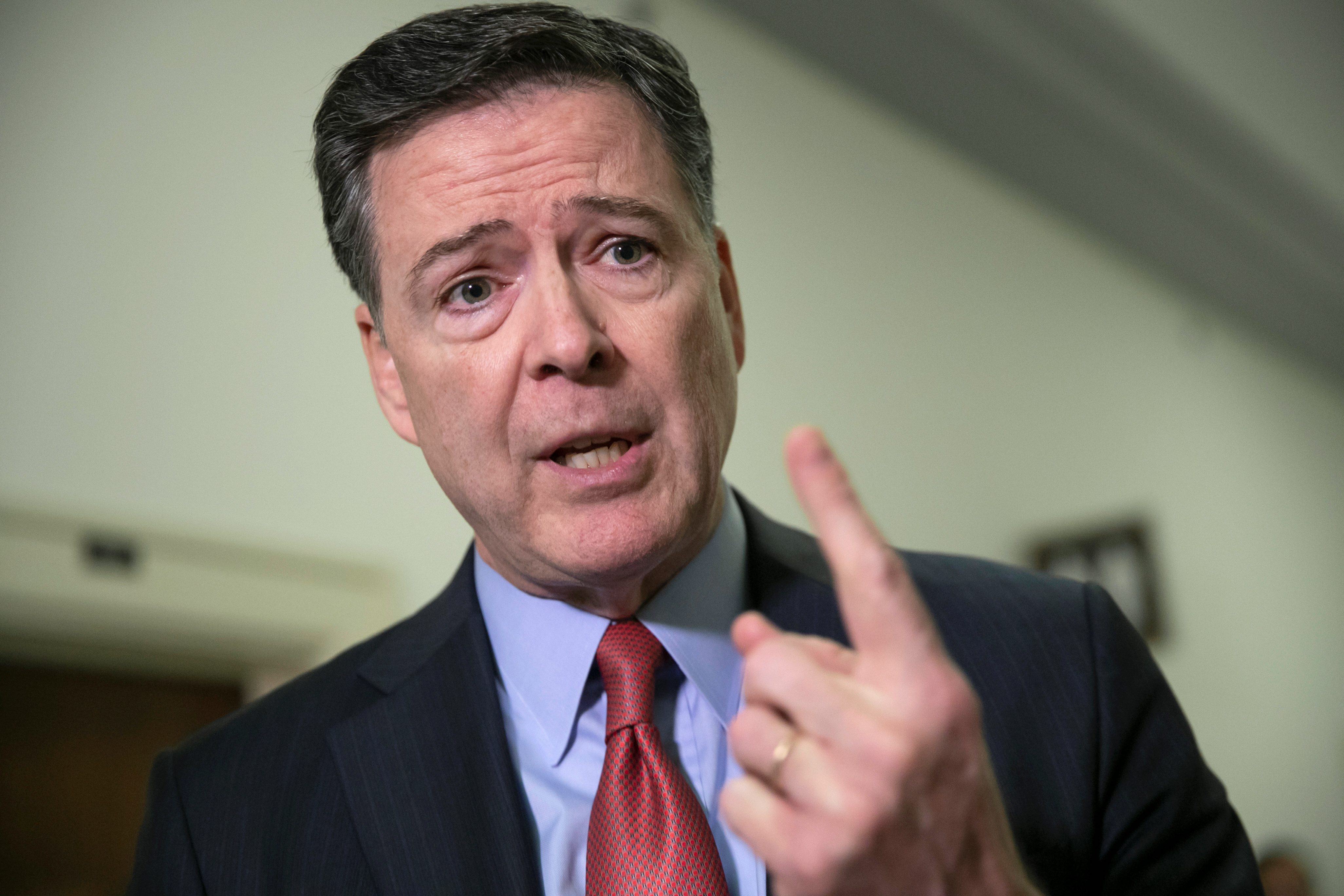 Comey's violations of FBI policy damage public trust in agency, ability to gather information