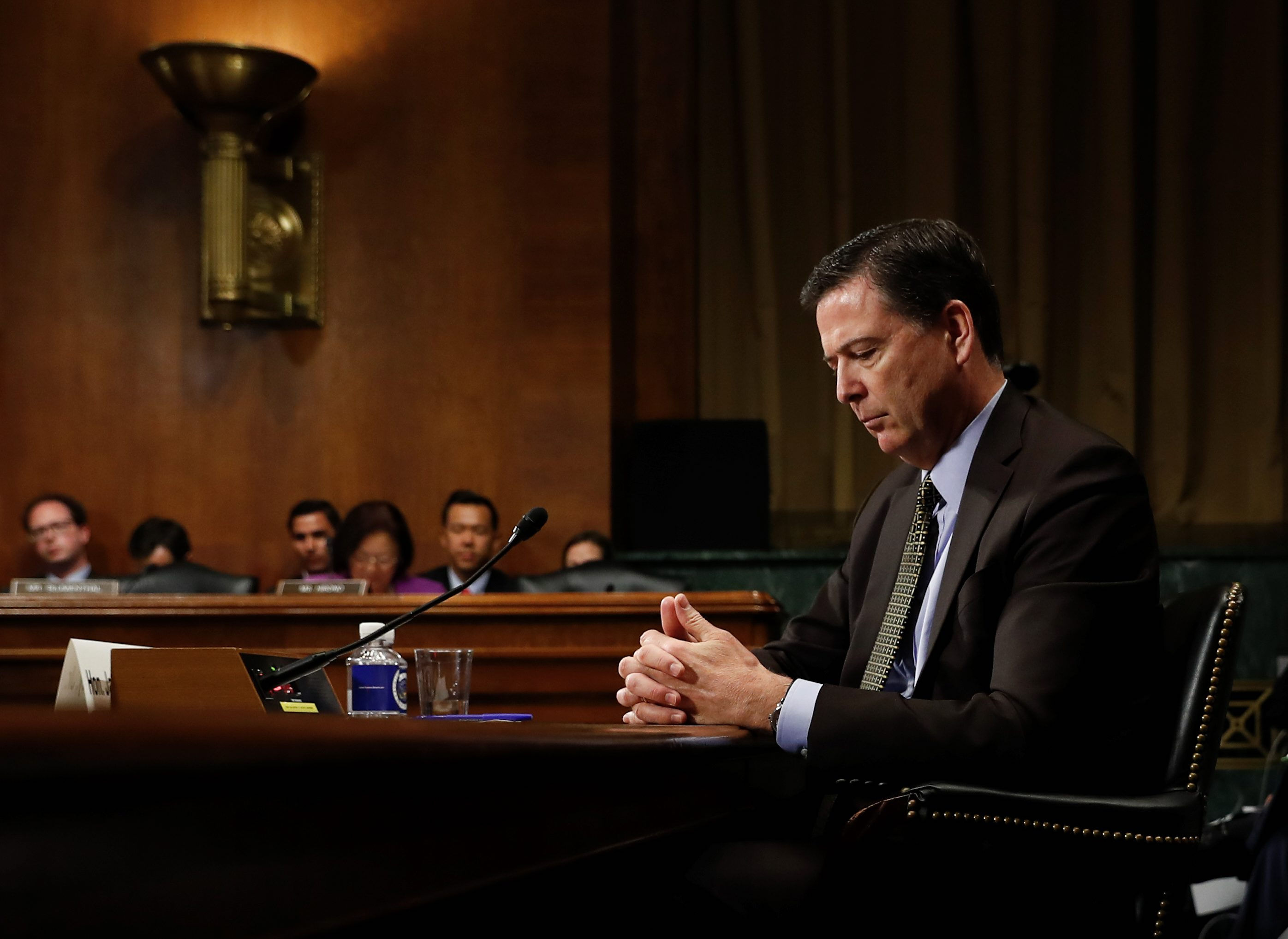 James Comey referred for criminal prosecution by Justice Department IG