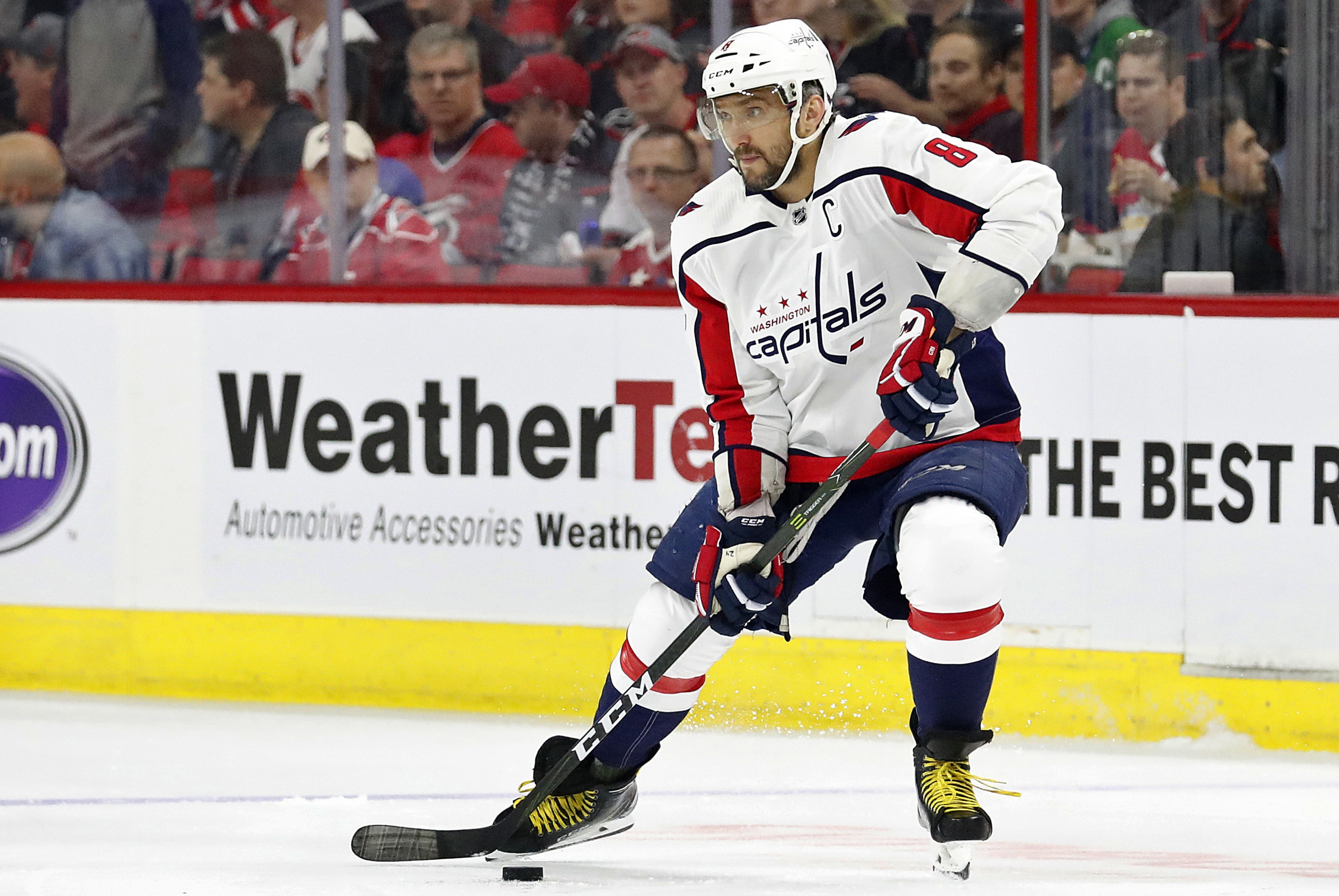 Capitals face questions about salary cap, bottom six entering season