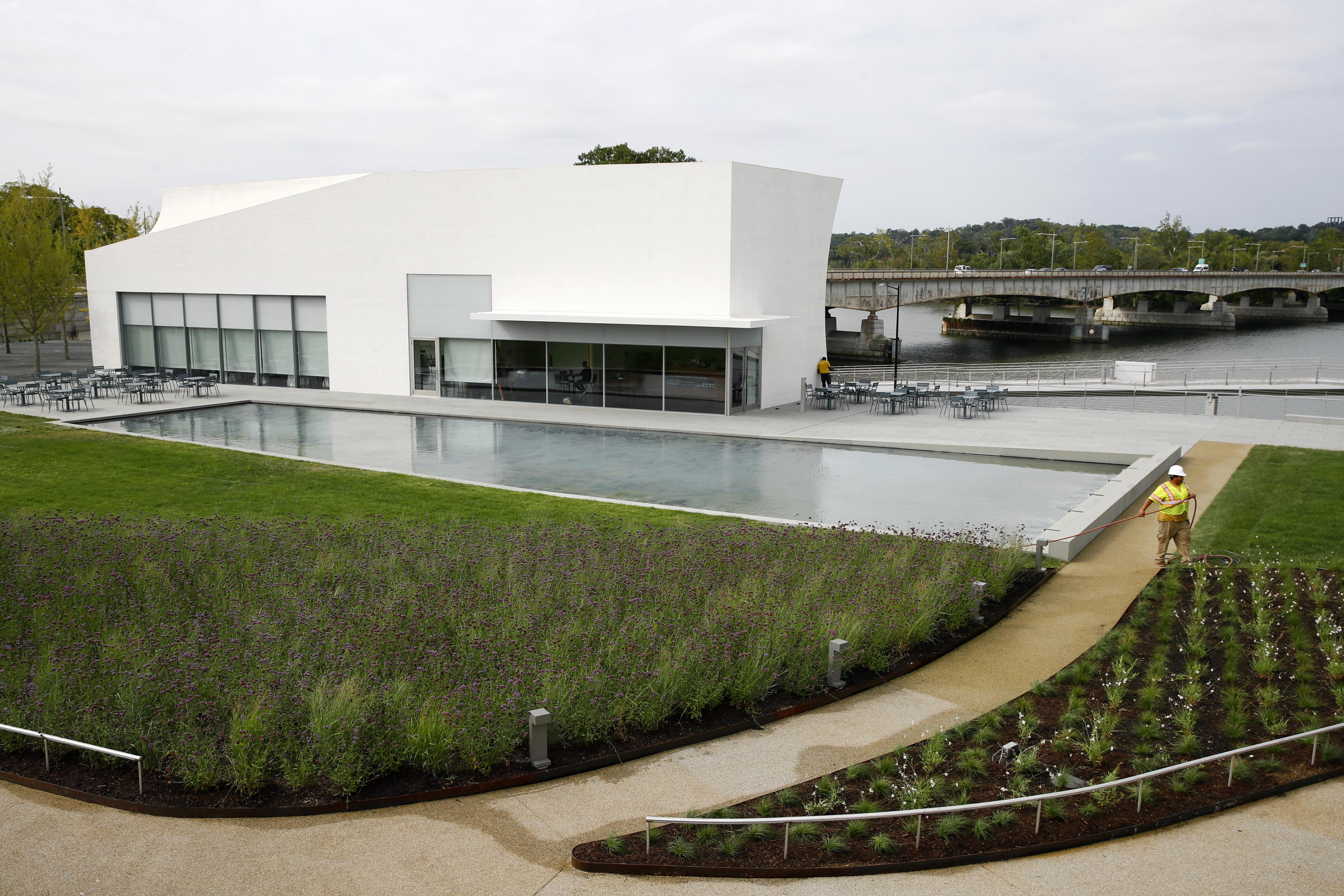 Kennedy Center looks to the future with opening of The Reach