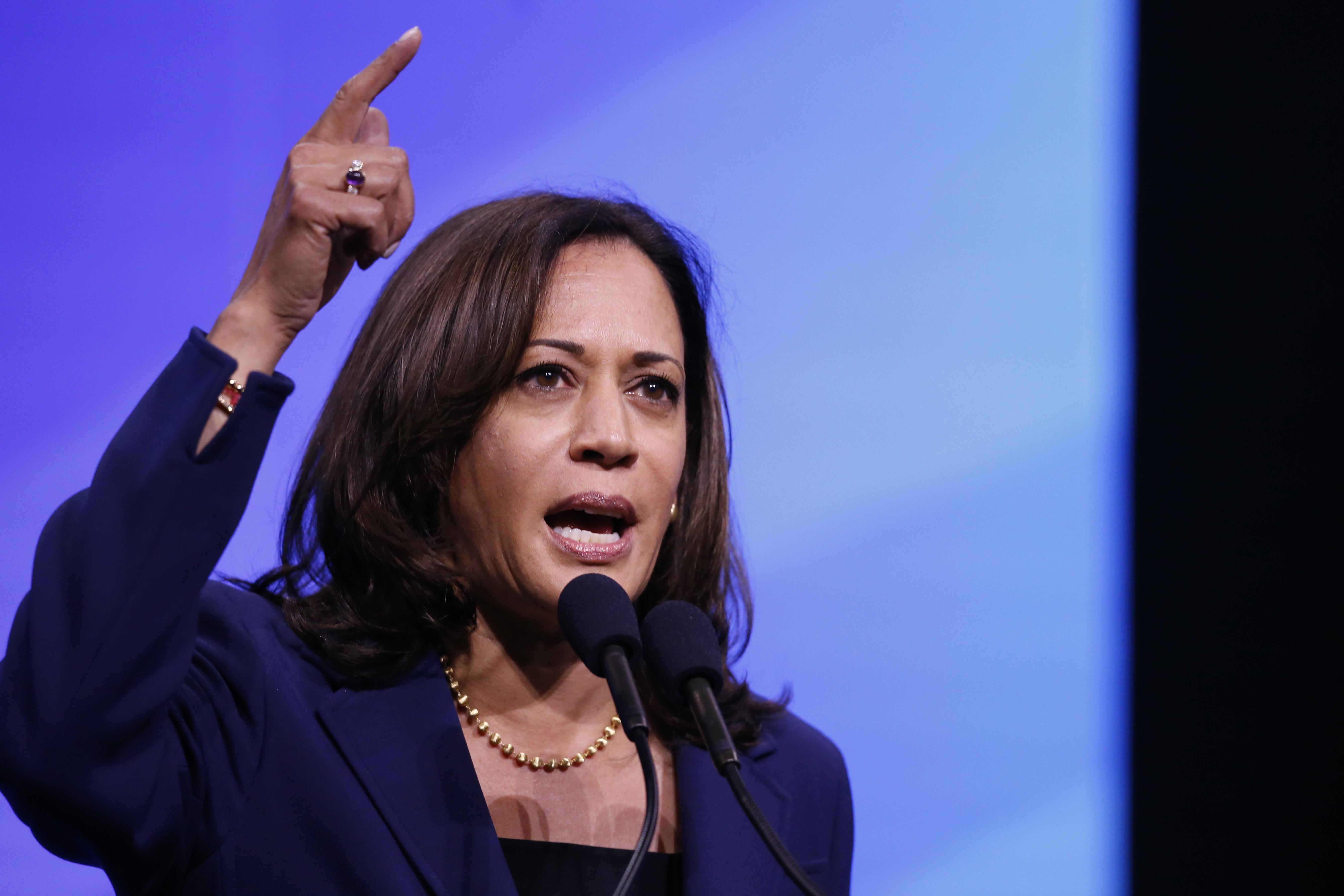 Kamala Harris unveils plan to overhaul criminal justice system