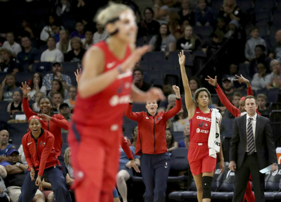 Mystics reach playoffs in best position yet to capture elusive title