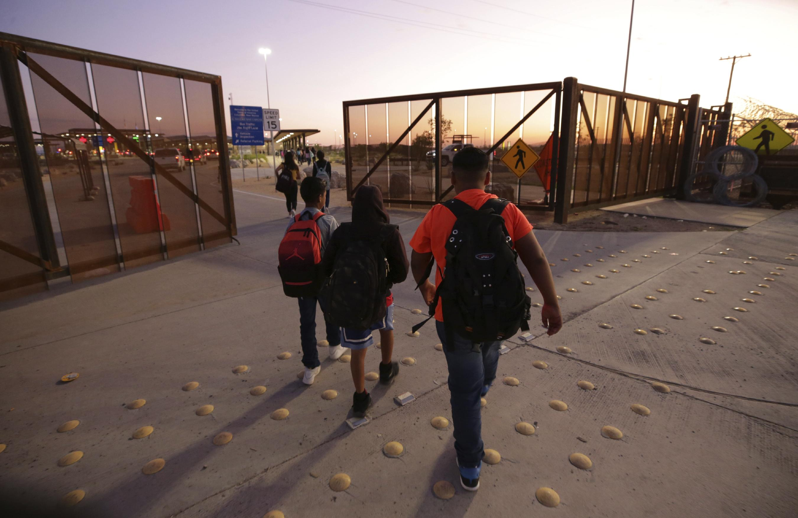 New Mexico border crossing touted as safer, welcoming entry