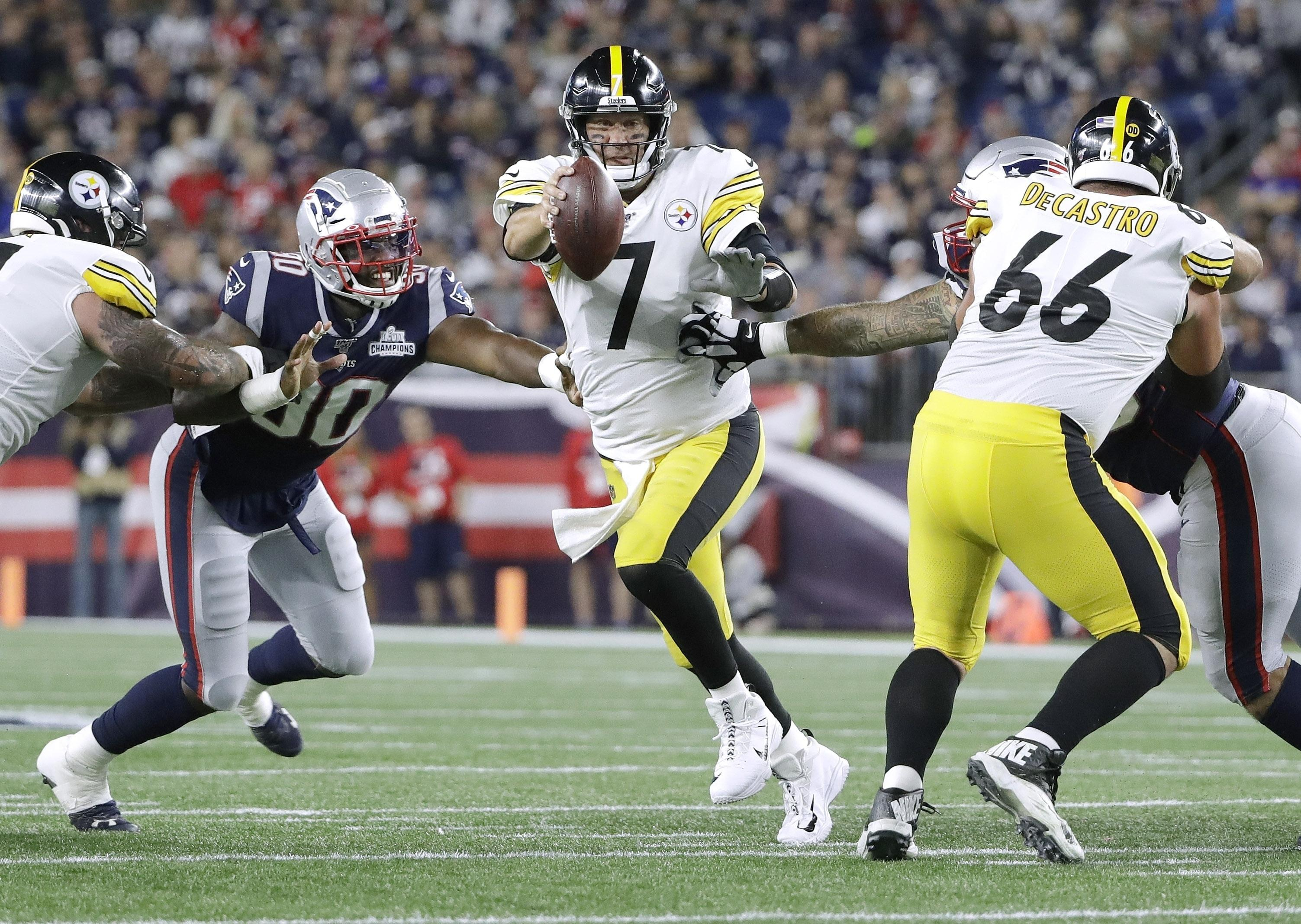 Good 'Crief? Steelers WR Donte Moncrief eyeing bounce back