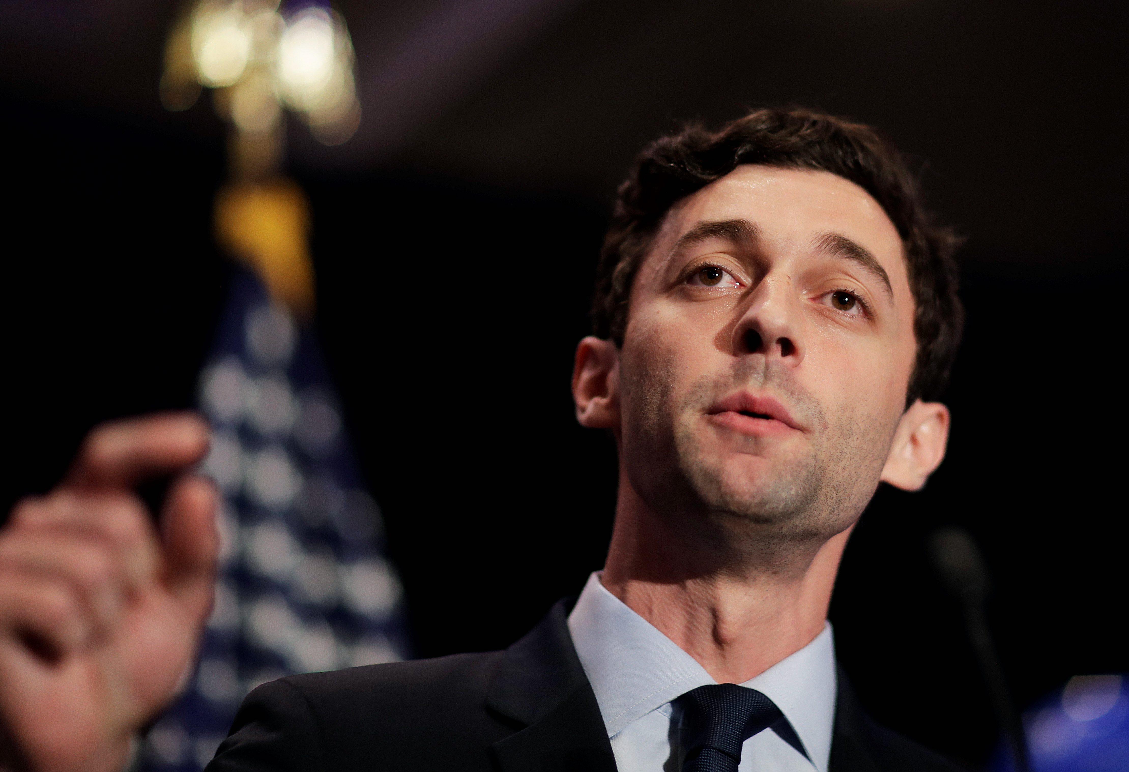 Jon Ossoff announces 2020 Senate campaign for Georgia seat