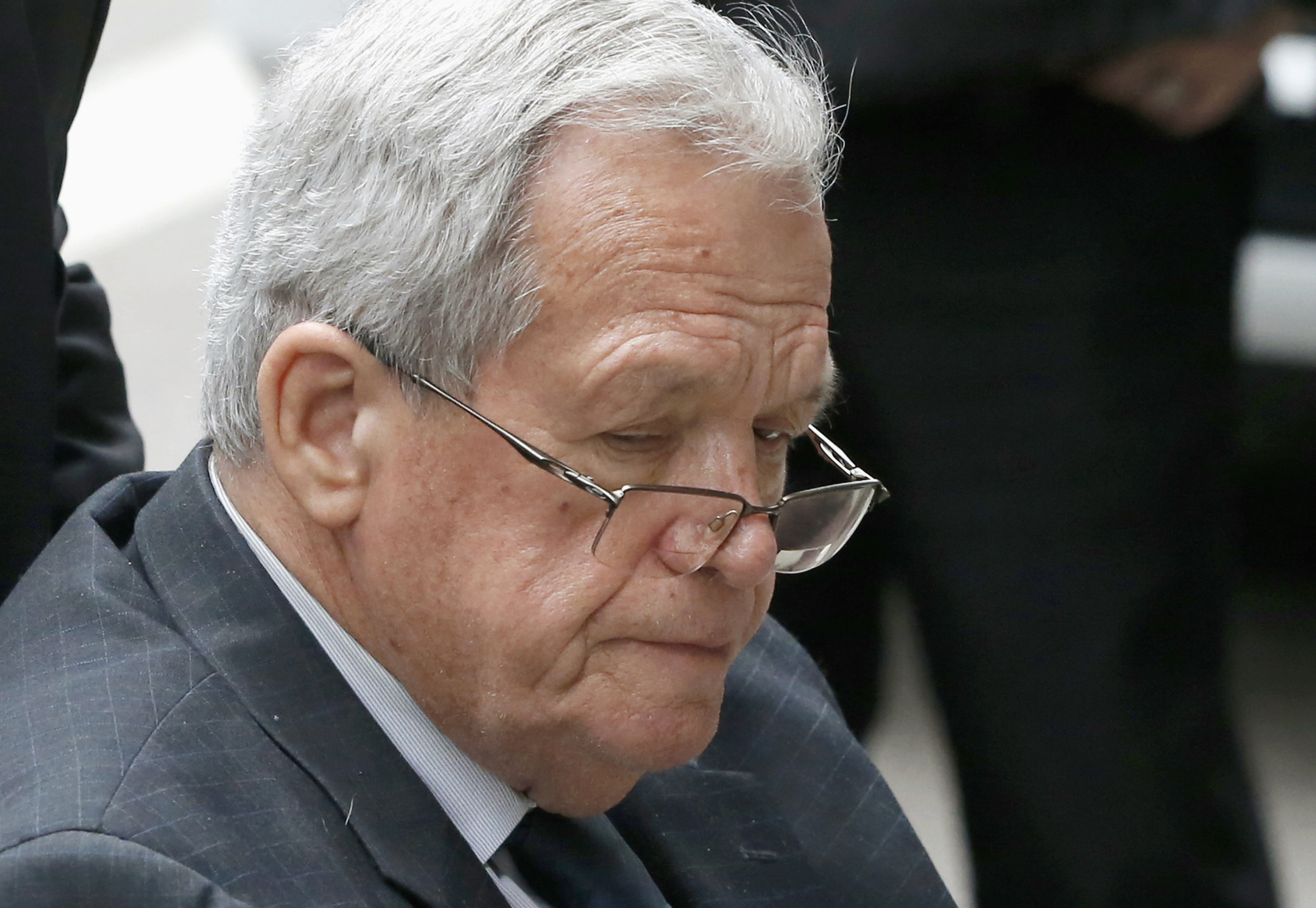 Judge says that Dennis Hastert's sexual abuse victim violated terms of hush-money deal