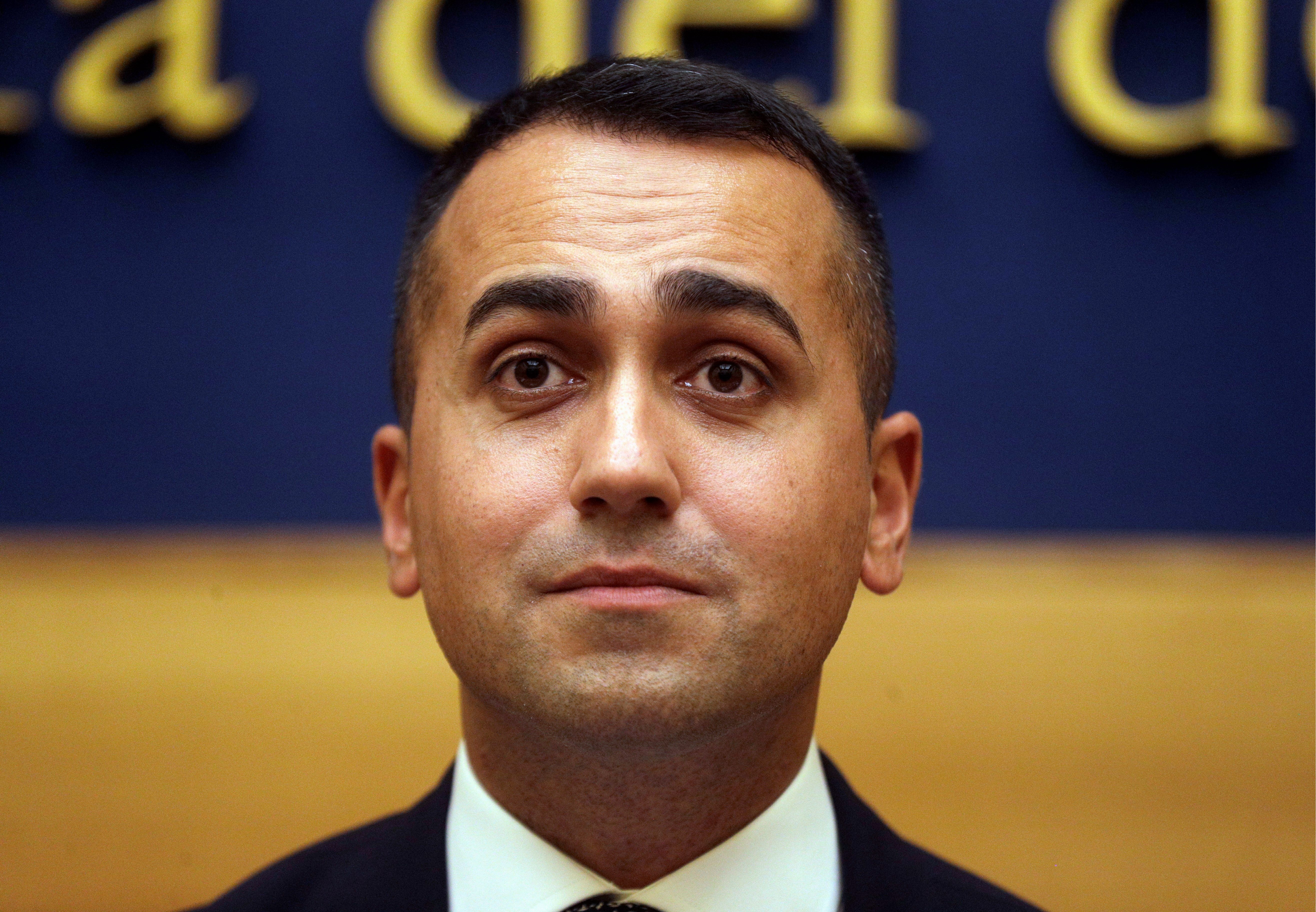 Luigi Di Maio shatters mold as Italy's top diplomat