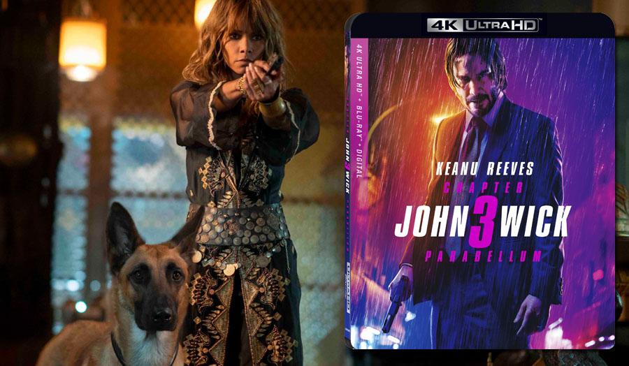 4K Ultra HD review: 'John Wick: Chapter 3 - Parabellum'