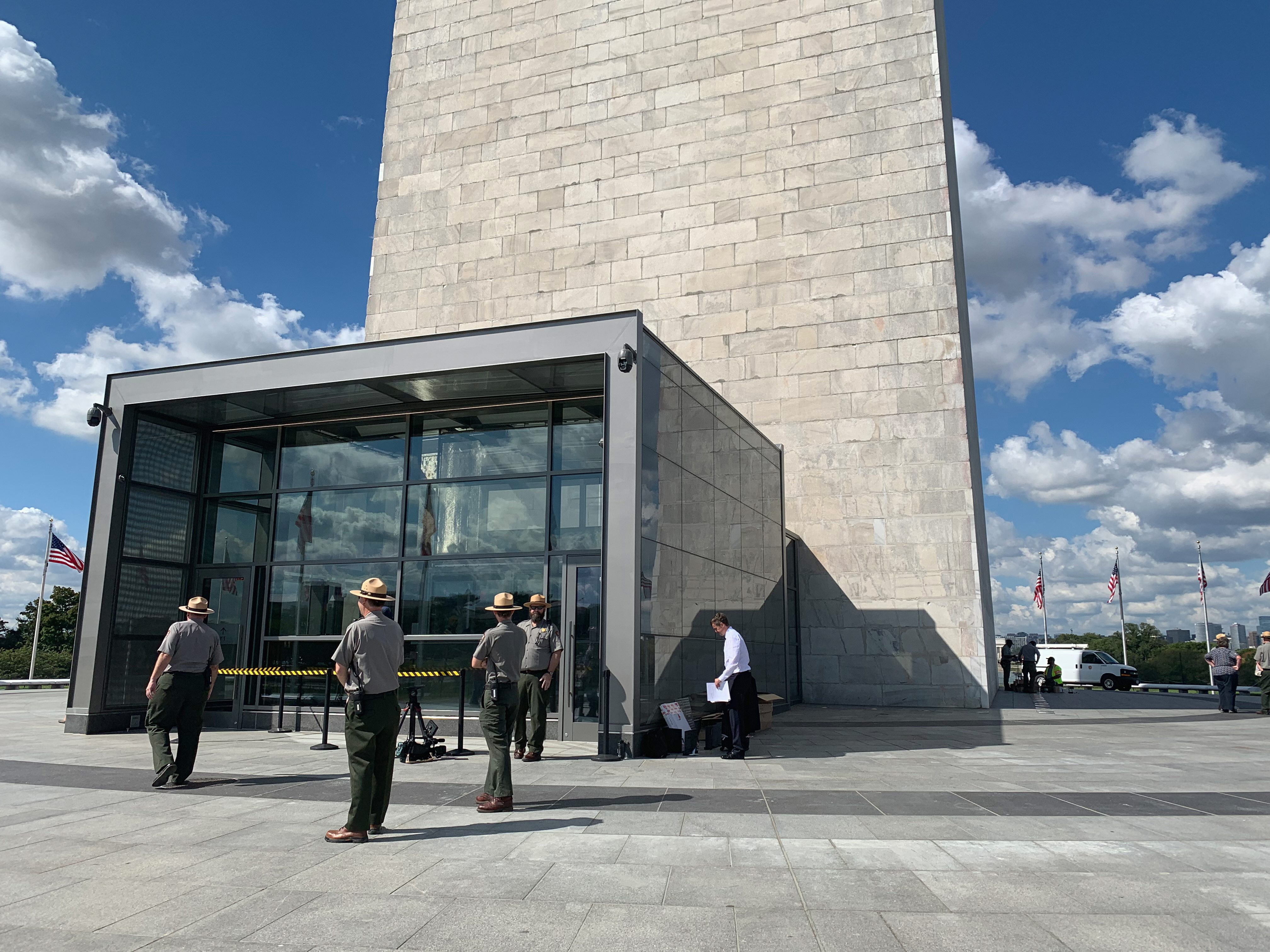 Washington Monument set to reopen after 3 years