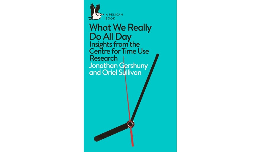 BOOK REVIEW: 'What We really Do All Day'