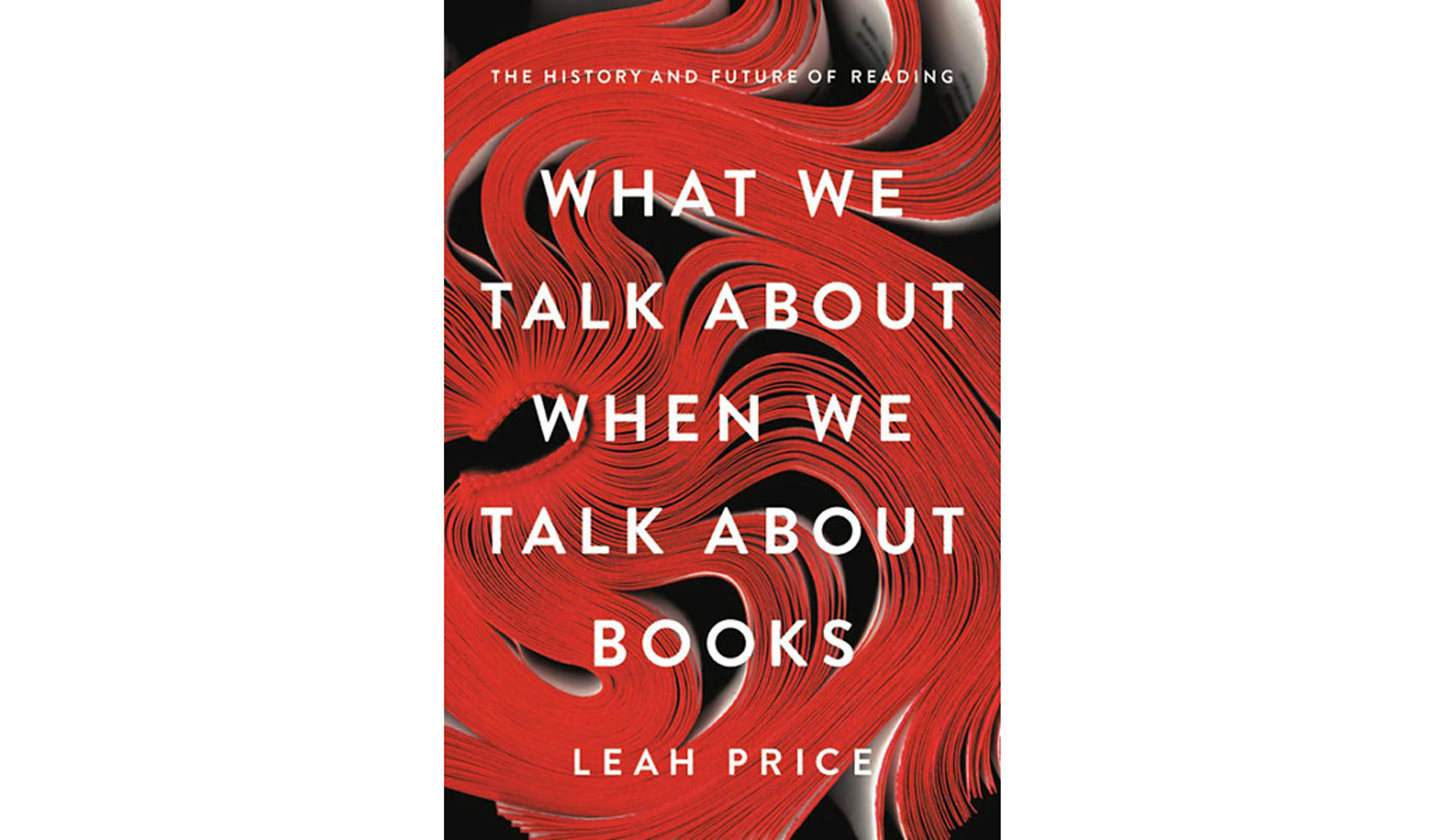 BOOK REVIEW: 'What We Talk About When We Talk About Books'