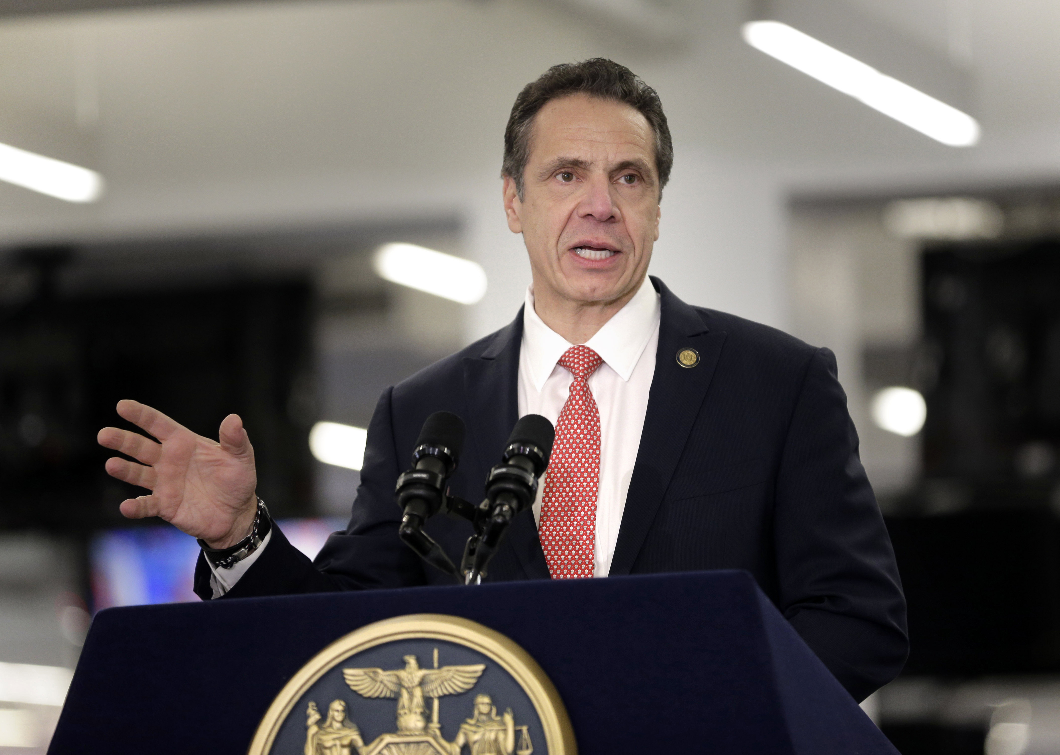 Andrew Cuomo, NY governor, says N-word during live radio interview