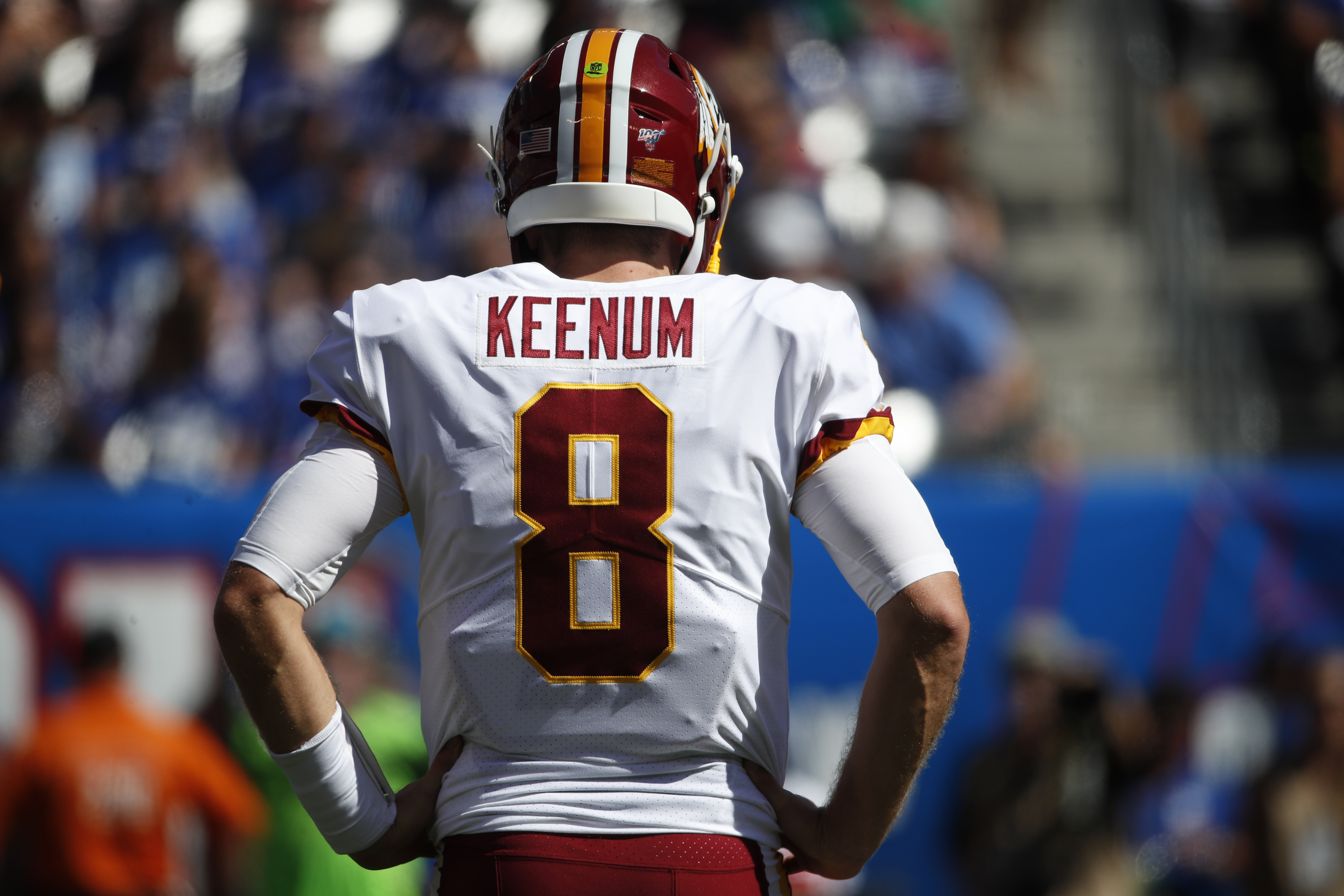 Case Keenum expected to start vs. Dolphins: Report