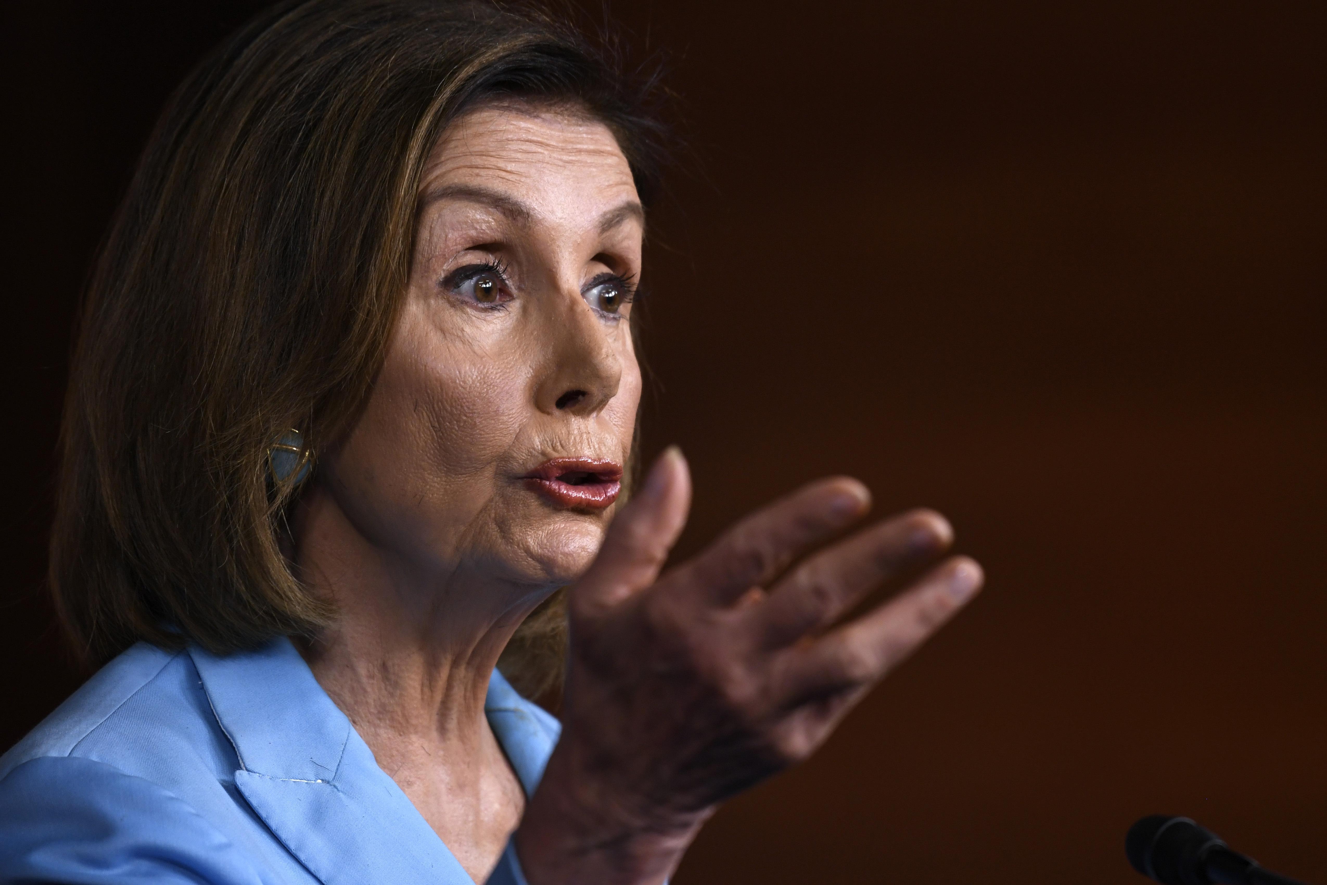 GOP tells court Pelosi's 'impeachment inquiry' is bogus