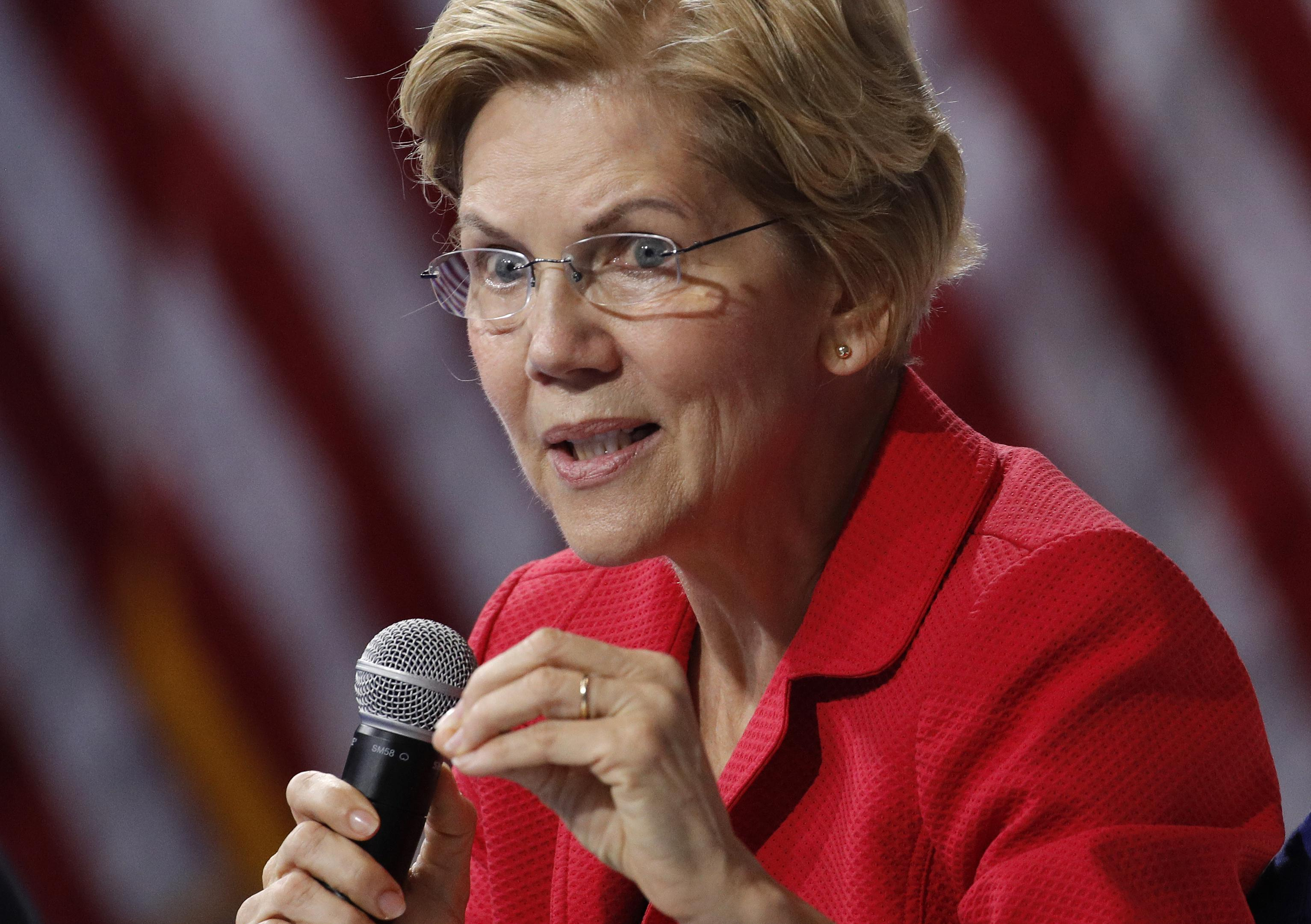 Elizabeth Warren releases plan to bolster labor rights