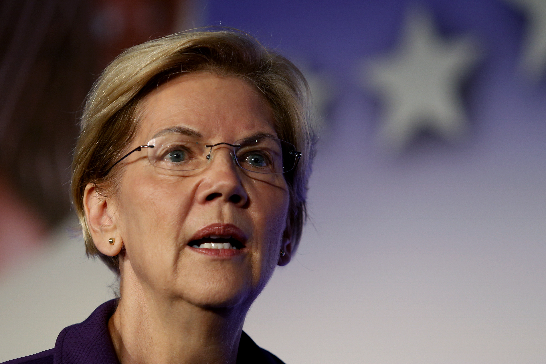 Elizabeth Warren blasts Mark Zuckerberg: 'Facebook just endorsed Donald Trump for re-election'