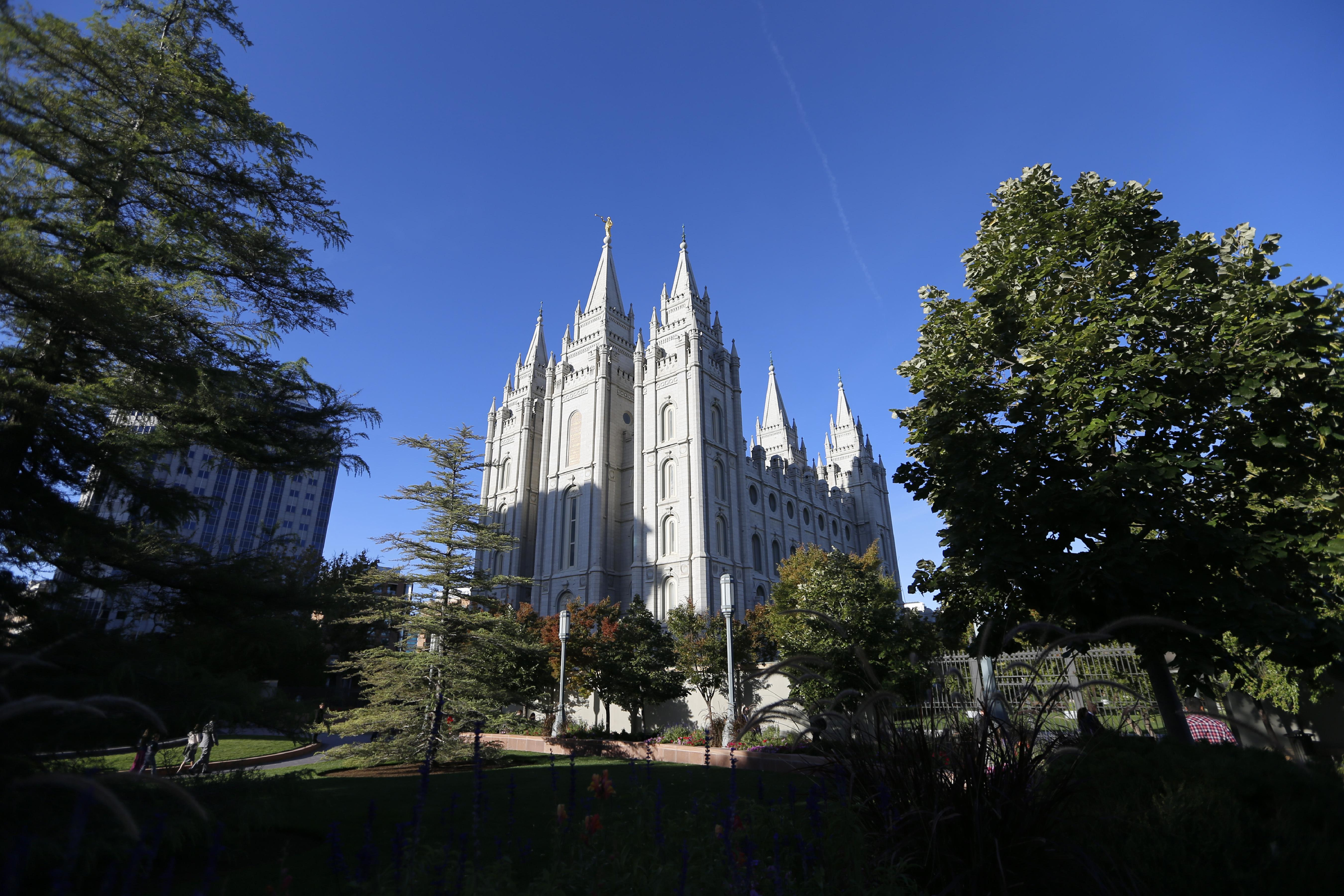 LDS church opposes potential Utah conversion therapy ban for LGBTQ min
