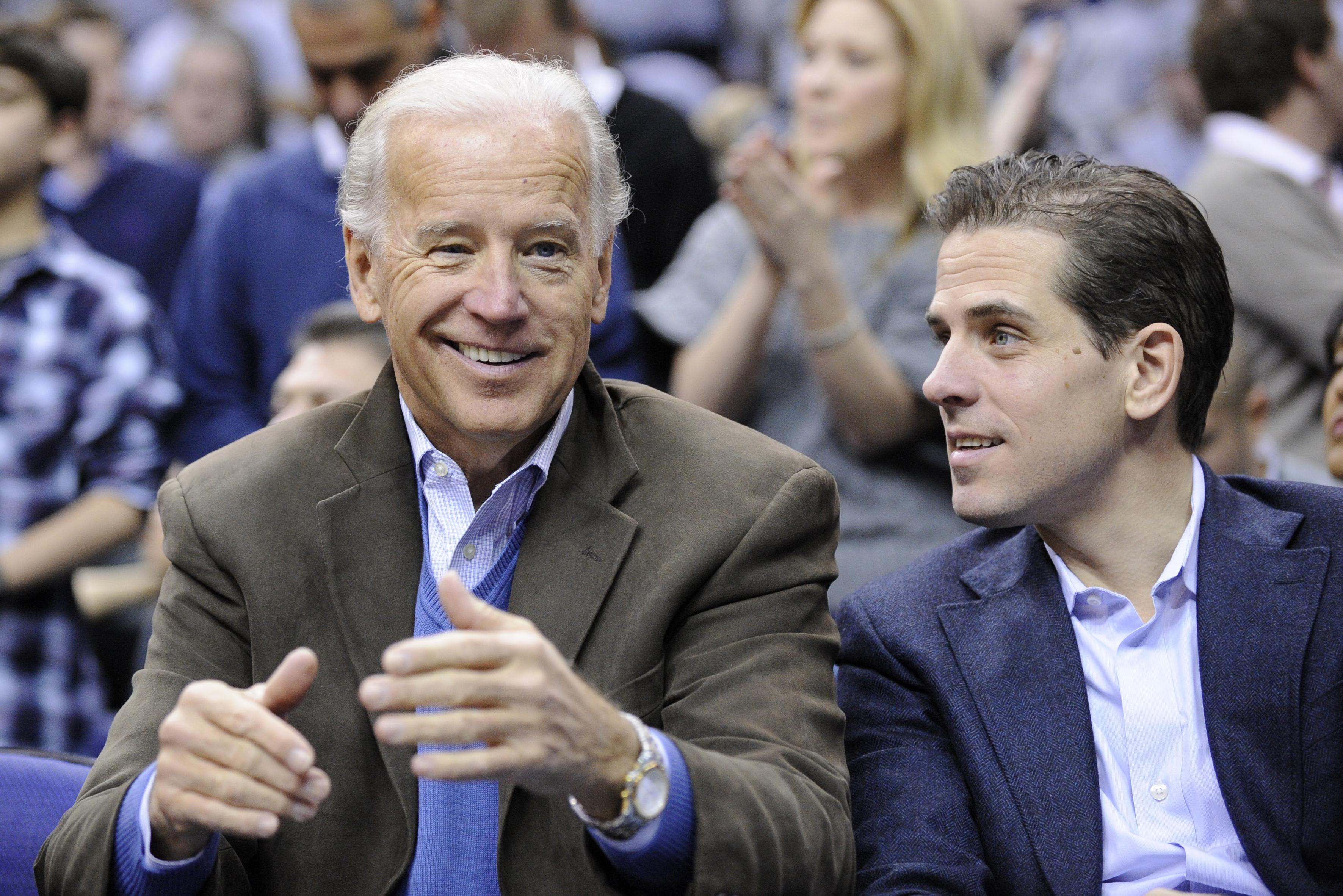 The Latest: Joe Biden lays out ethical markers should he win