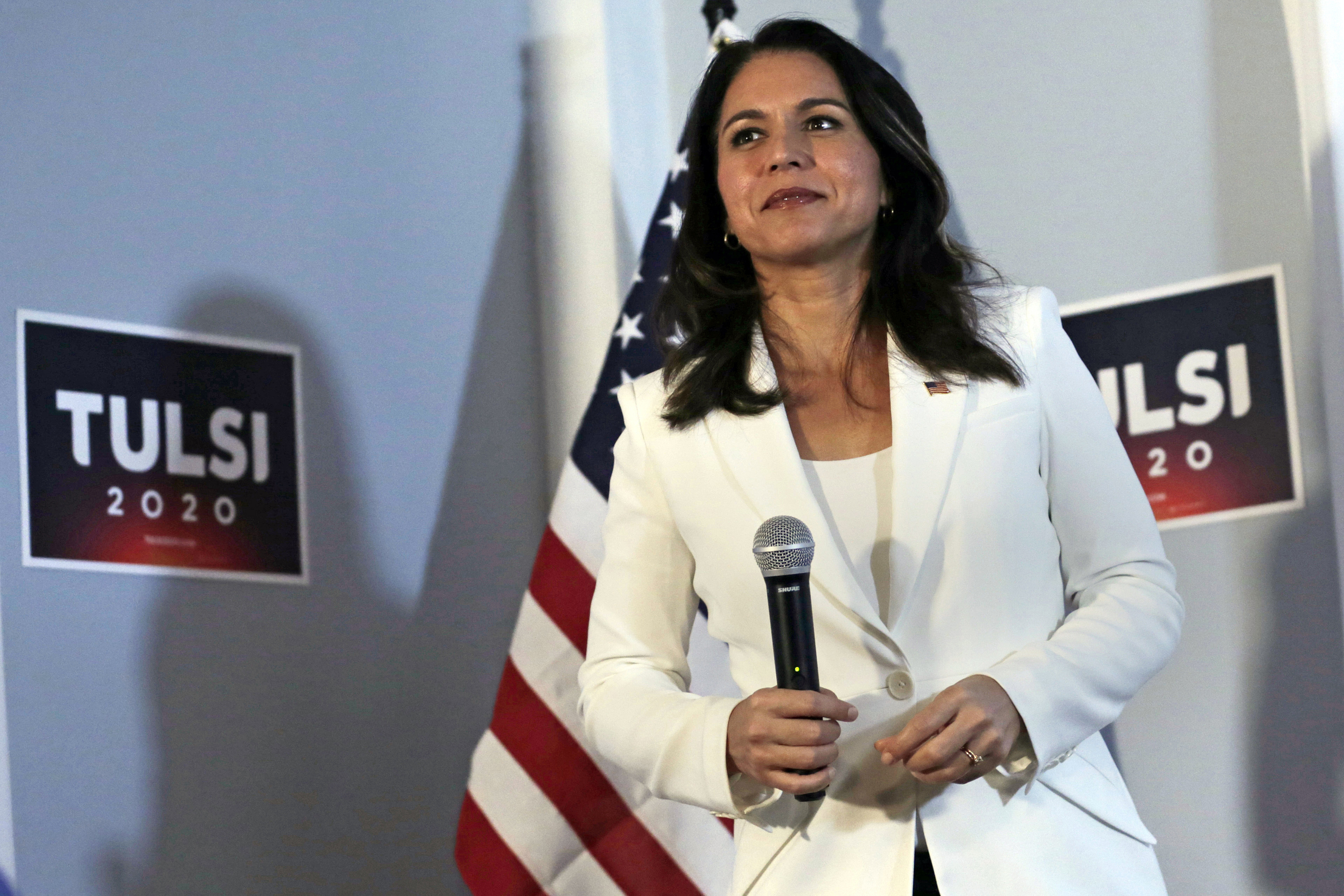 CNN staffer says network bigwigs 'don't like Tulsi Gabbard' in undercover Project Veritas sting