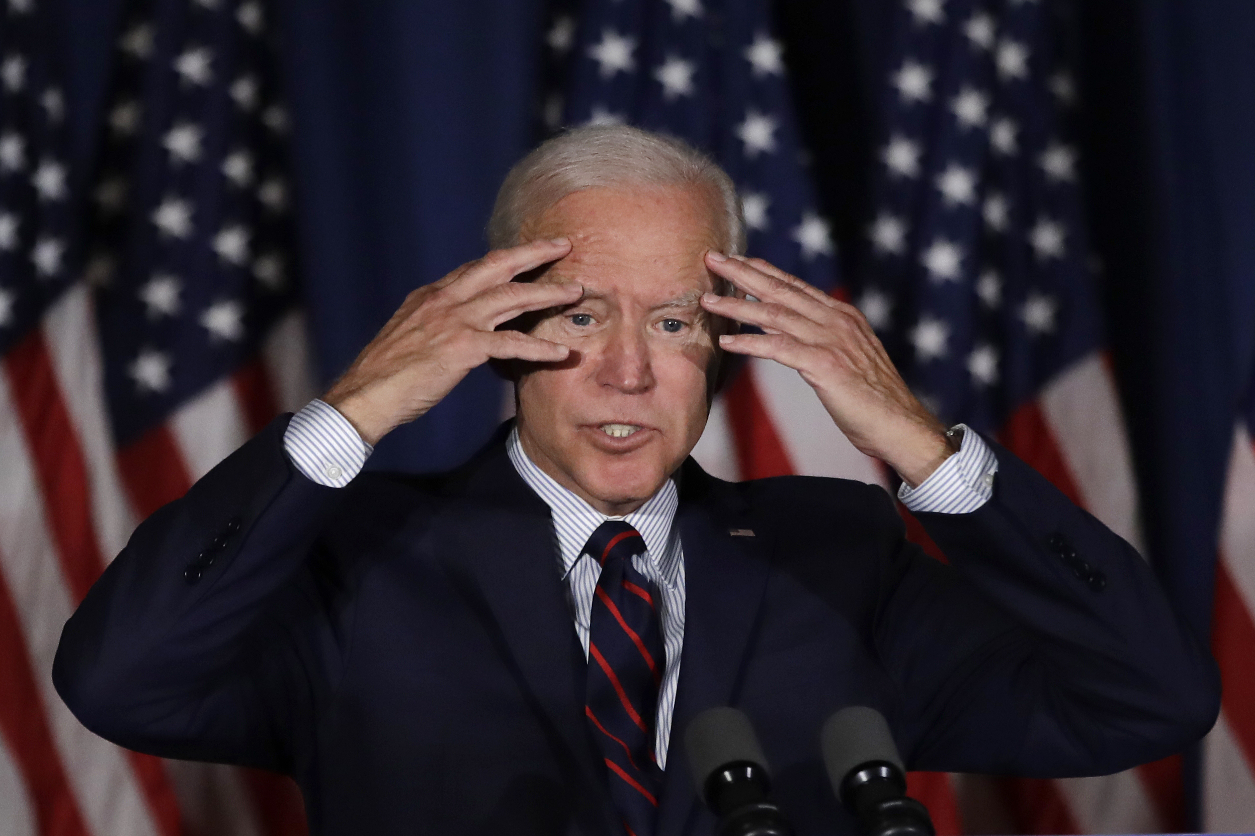 Joe Biden campaign, facing New York Times fire, panics